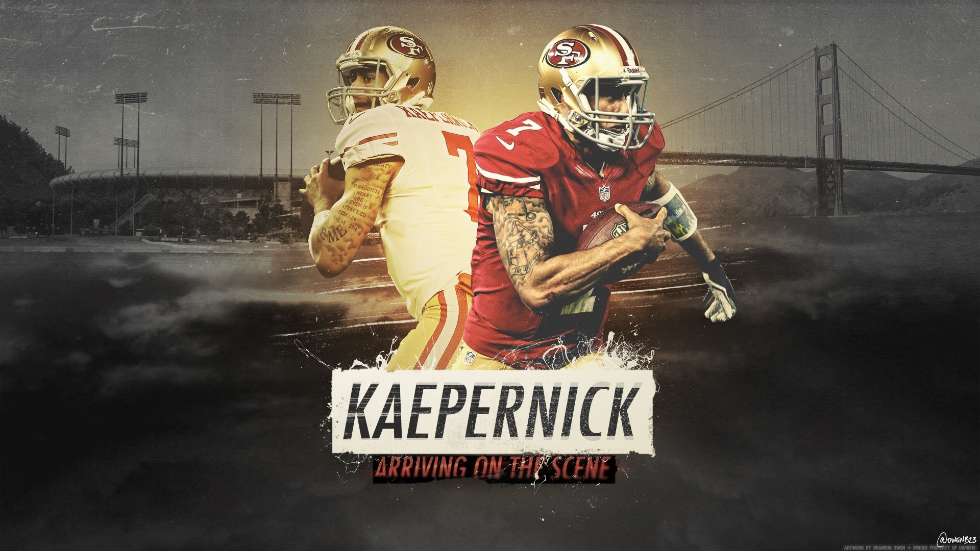 2440x1952 49ers player hd wallpapers desktop wallpapers high definition cool background photos windows apple display picture 2440×1952 Wallpaper HD