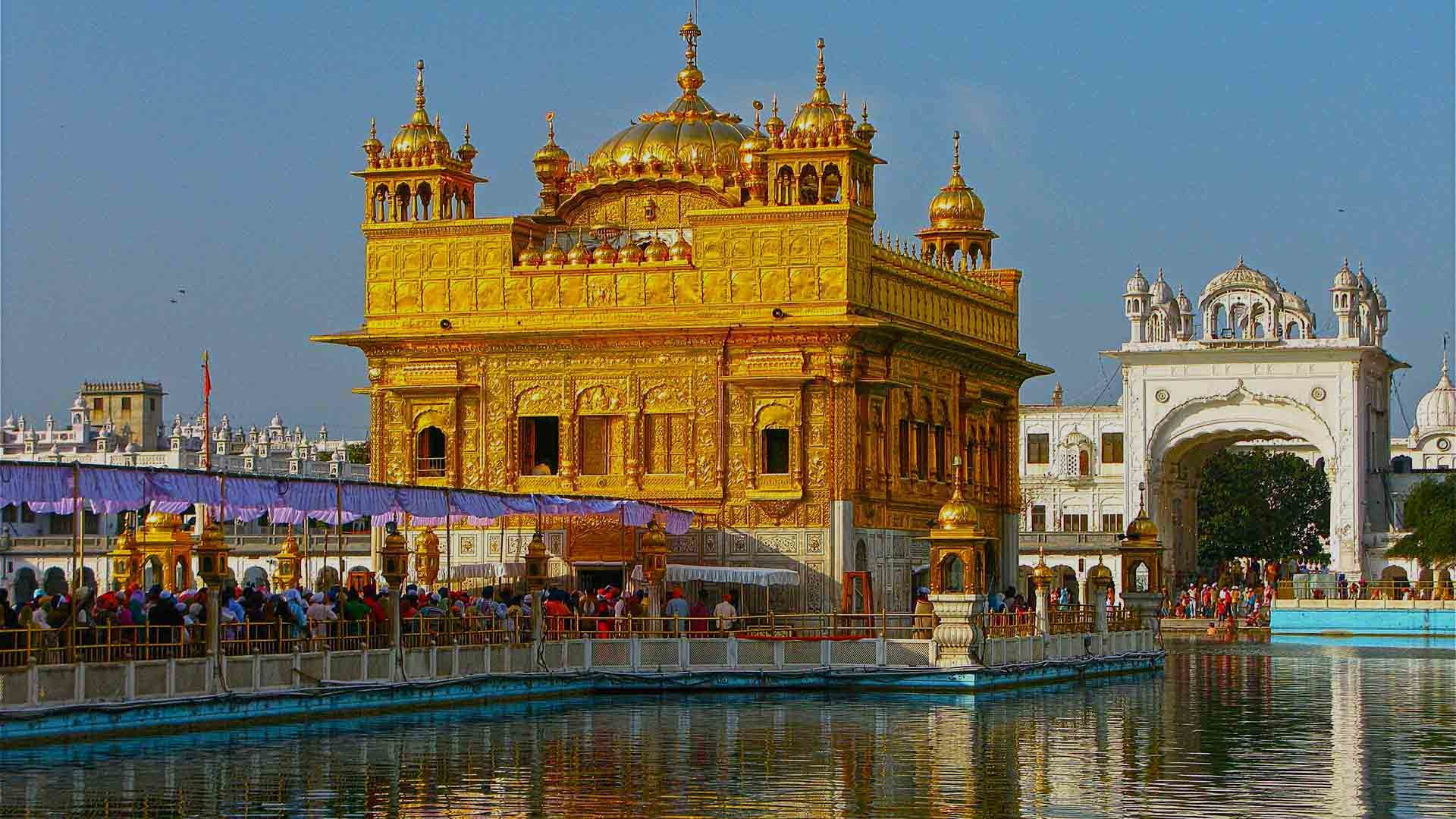 Old Golden Temple Wallpapers 45 Background Pictures