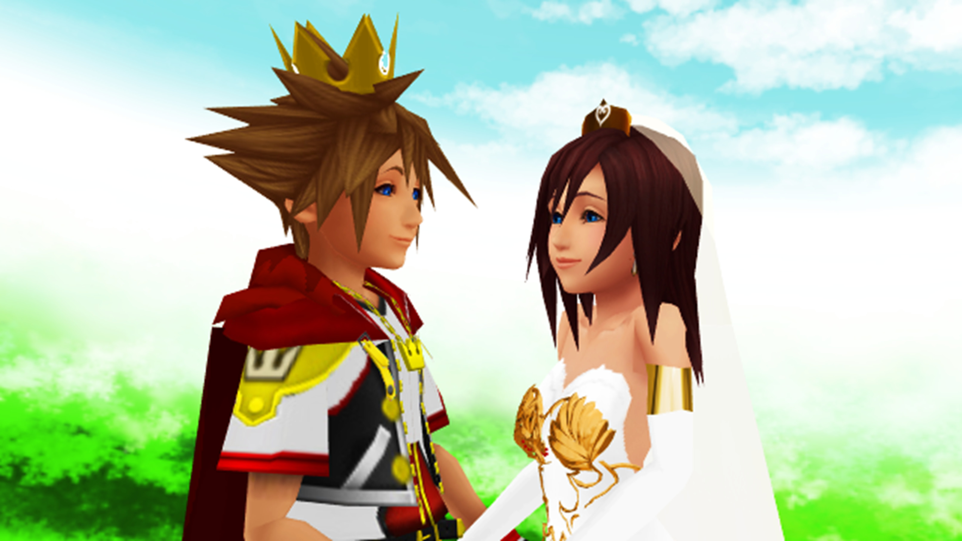 Kingdom Hearts Sora Wallpapers 69 Background Pictures