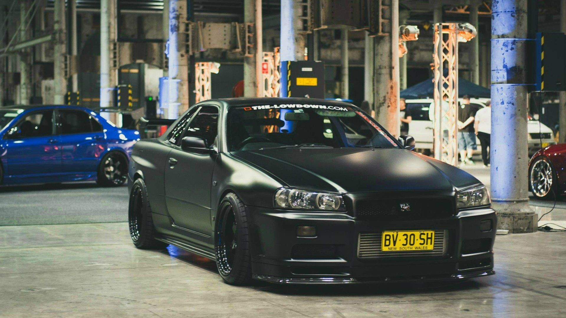 R34 Gtr Wallpapers 71 Background Pictures