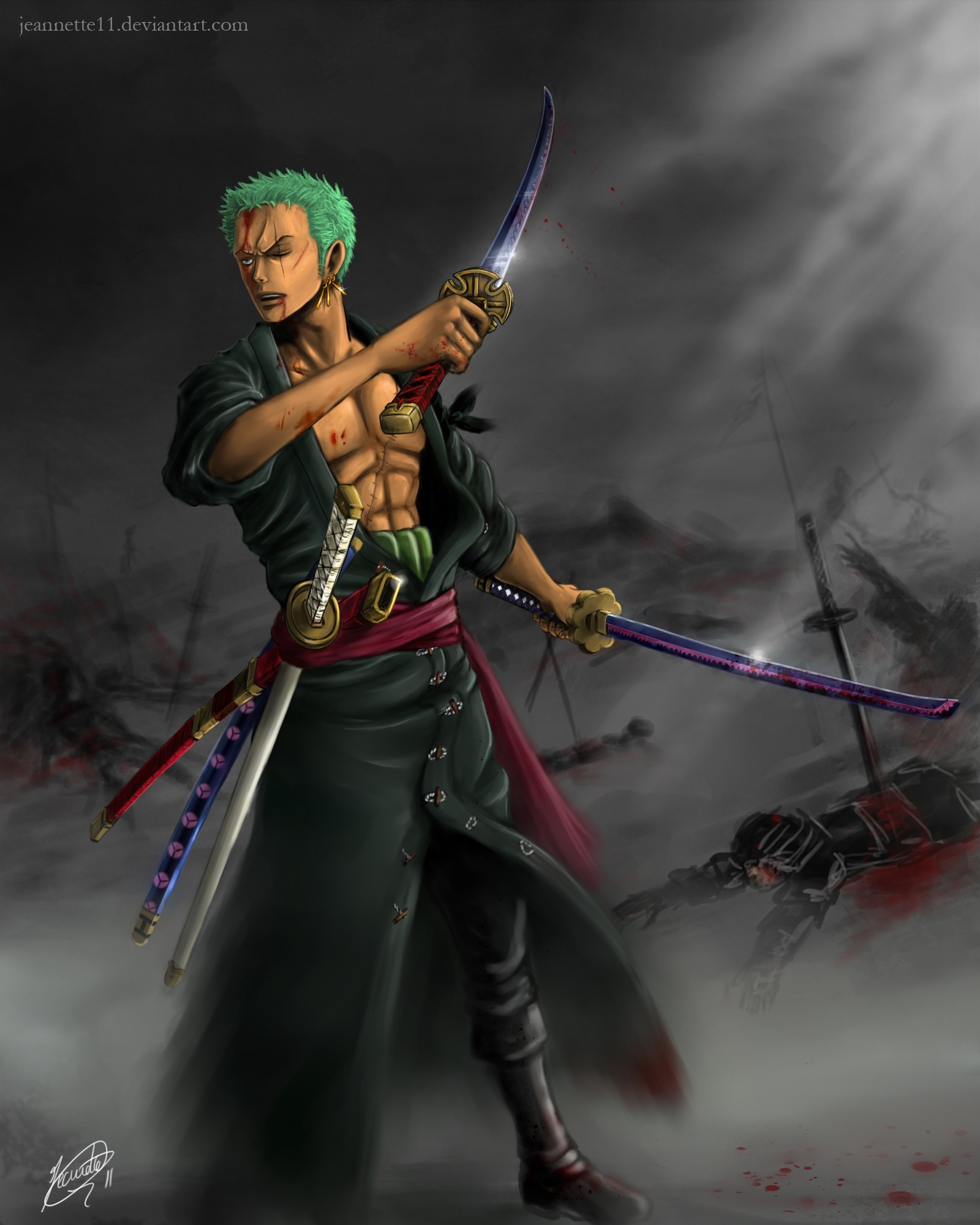One Piece Zoro Wallpaper: One Piece Zoro Wallpapers (73+ Background Pictures