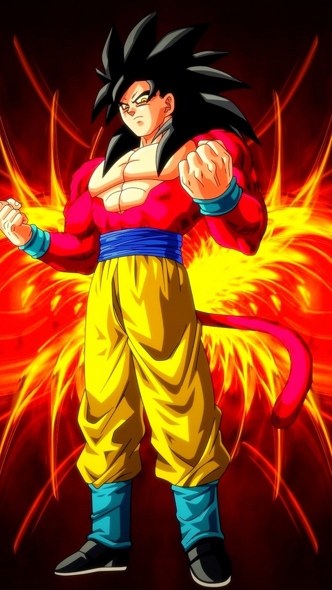 goku ssj4 wallpapers  68  background pictures