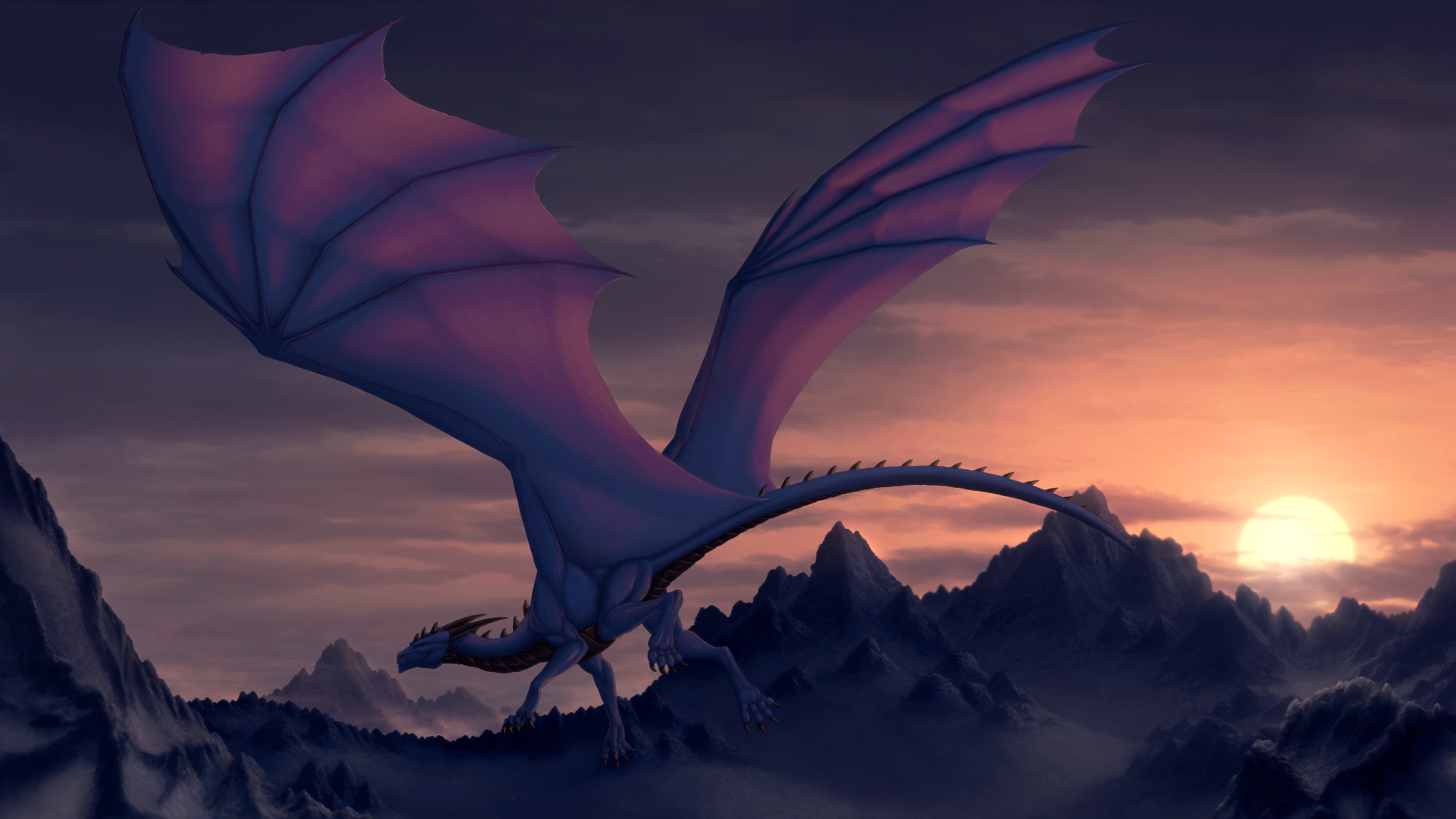 Fantasy Dragon Wallpapers (84+ Background Pictures