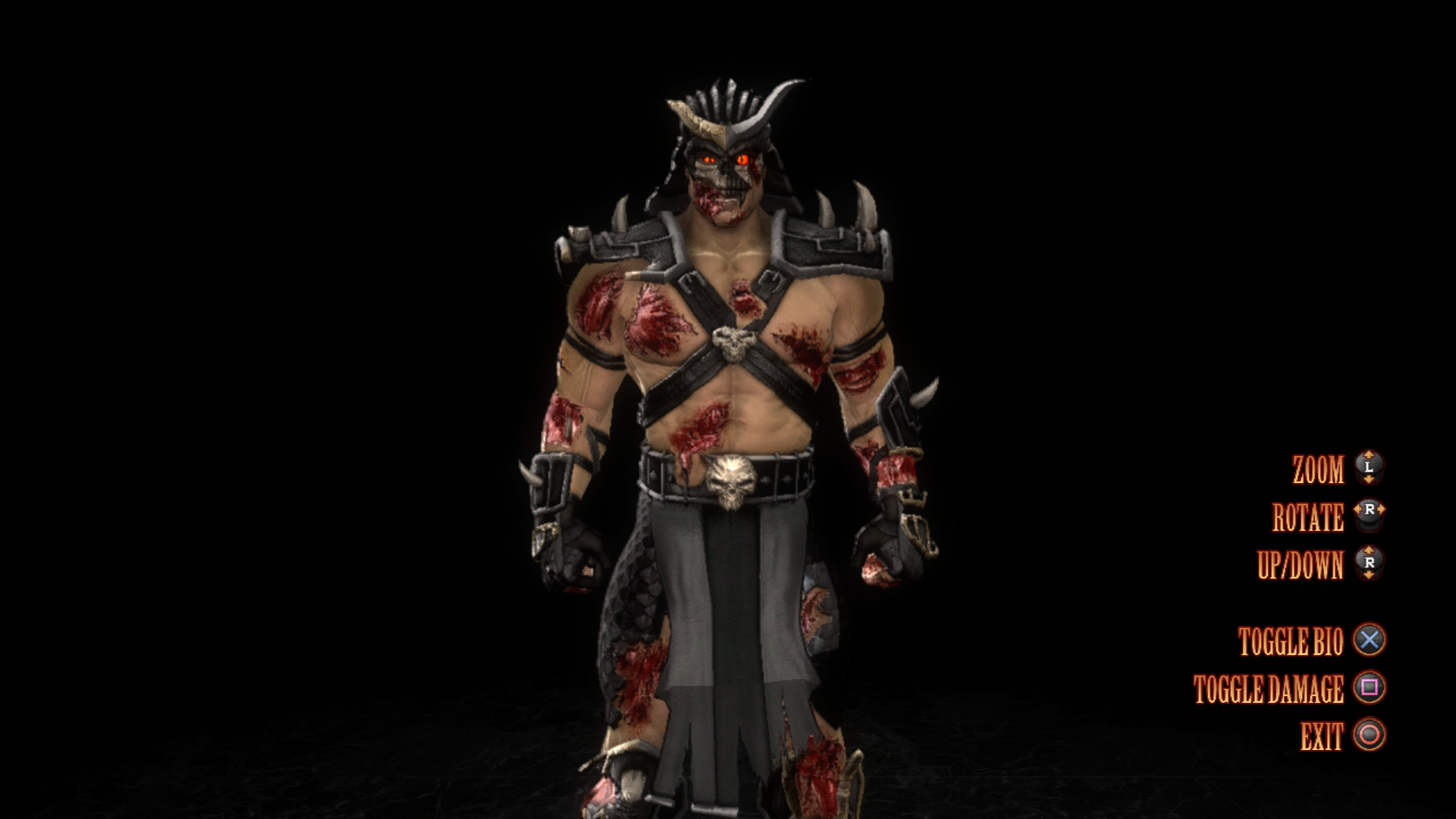 Mortal Kombat Shao Kahn Wallpapers (75+ background pictures)