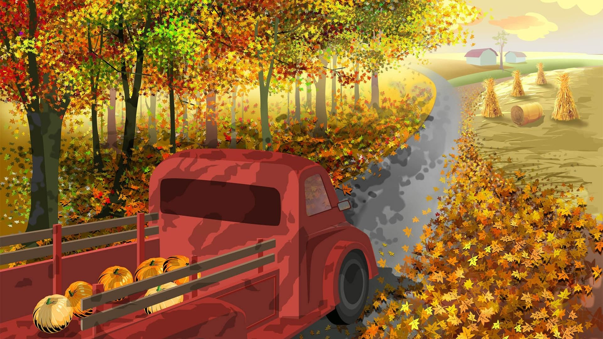 1920x1080 Good Wallpaper Autumn Peanuts - Thanksgiving-Snoopy-Wallpapers-044 Best Photo Reference_248540