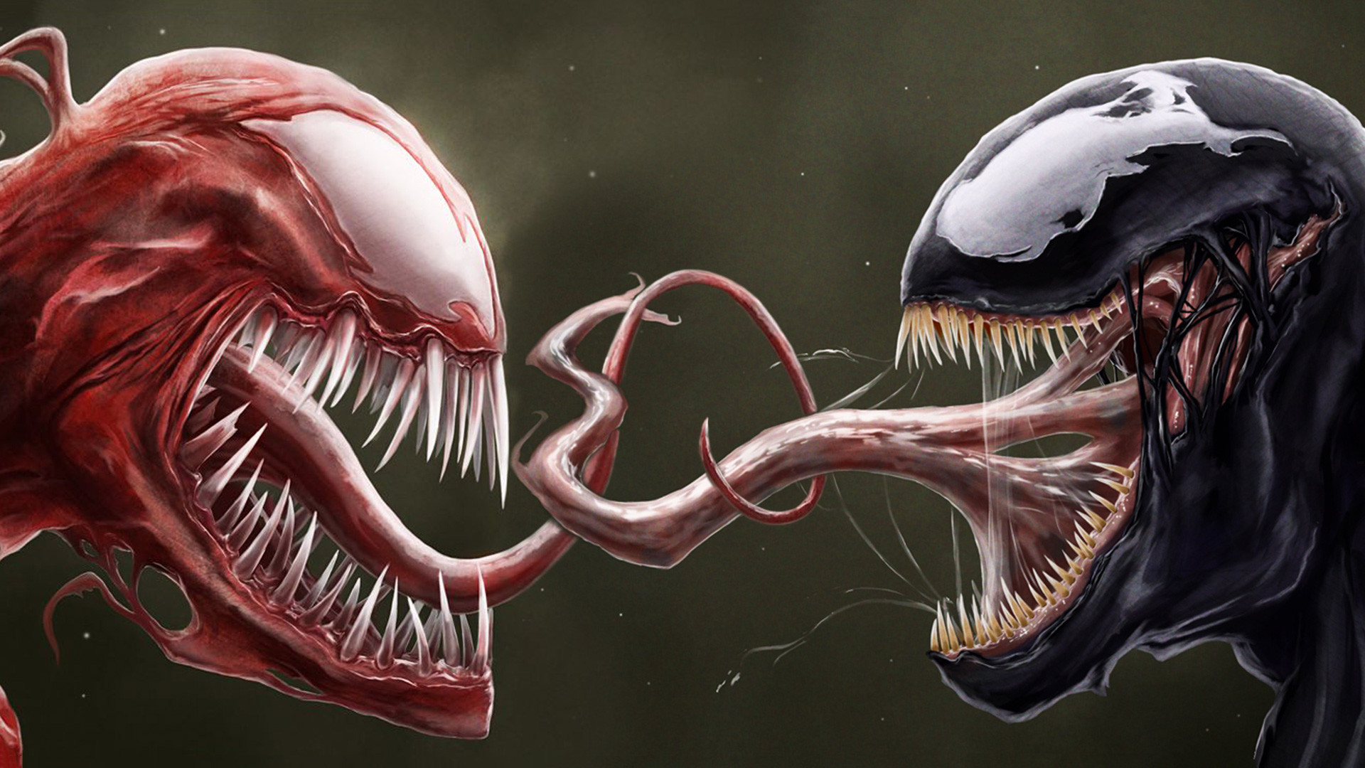 Spiderman Venom Wallpapers 70 Background Pictures