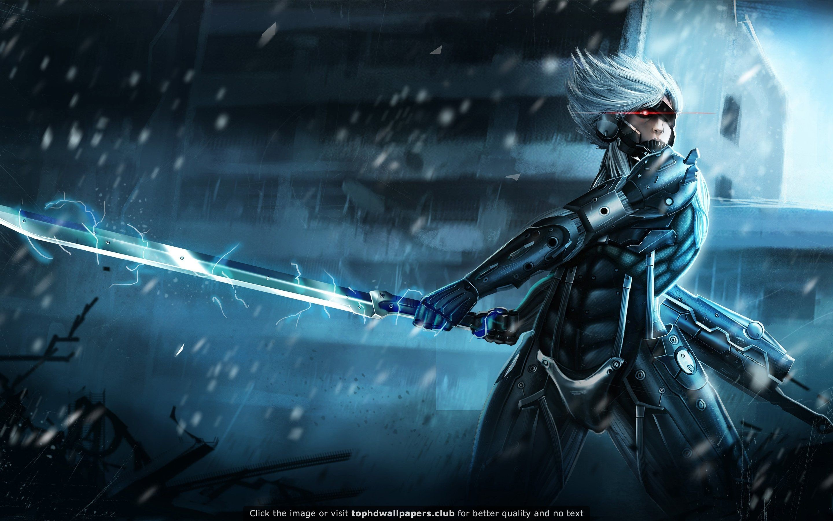 Metal Gear Rising Wallpapers 79 Background Pictures