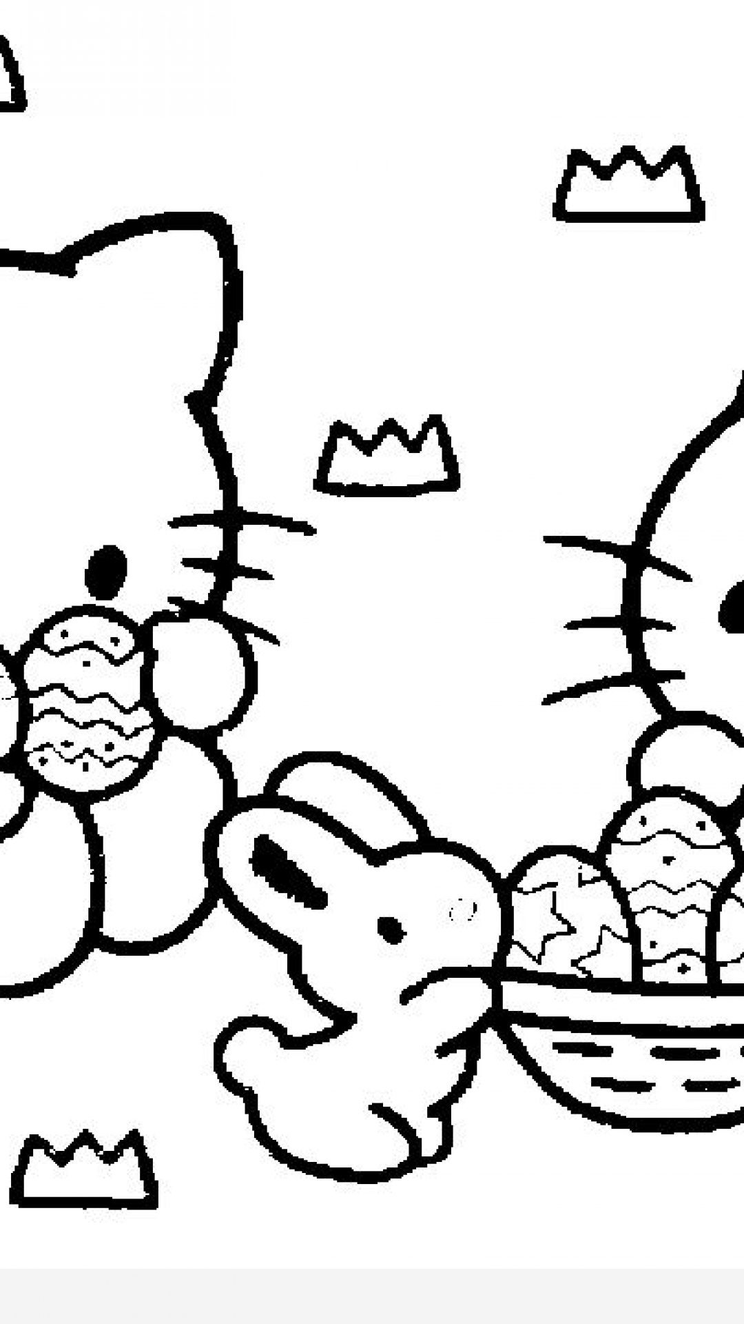 Hello Kitty Easter Wallpapers 63 Background Pictures
