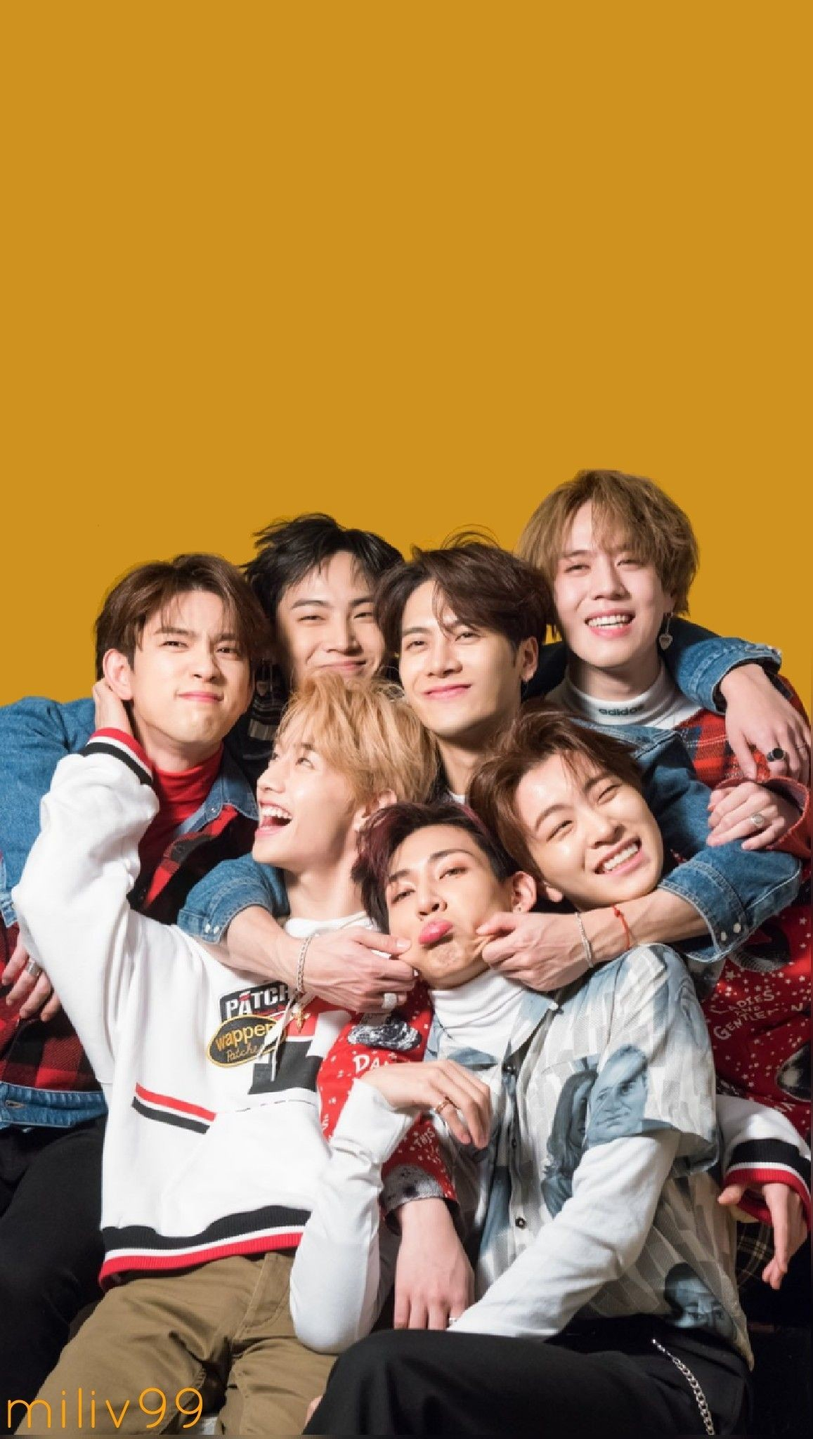 Got7 Wallpapers 76 Background Pictures