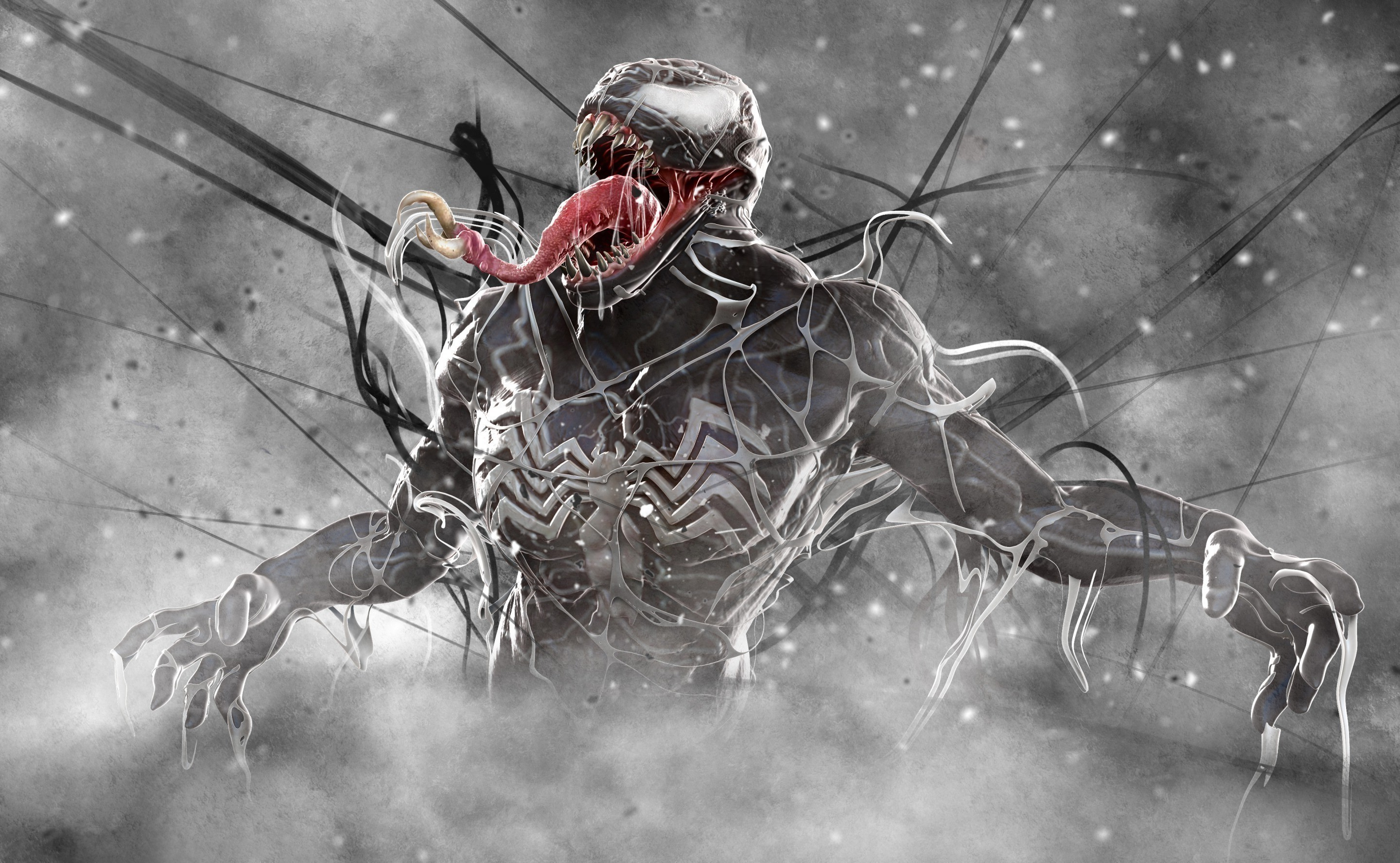 Venom Band Hd Wallpapers 57 Background Pictures