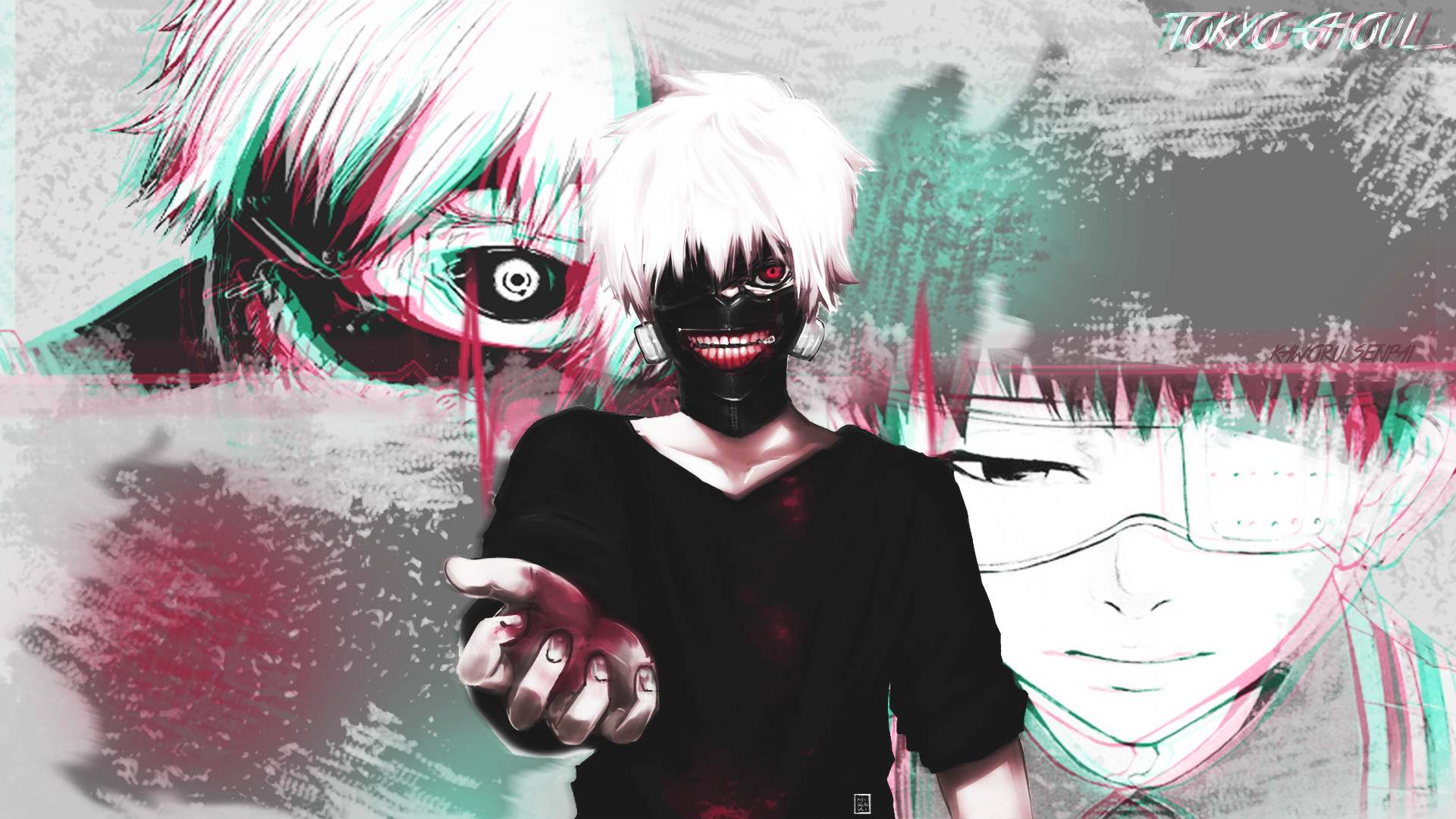 Tokyo ghoul wallpapers hd 83 background pictures - Tokyo ghoul wallpaper computer ...