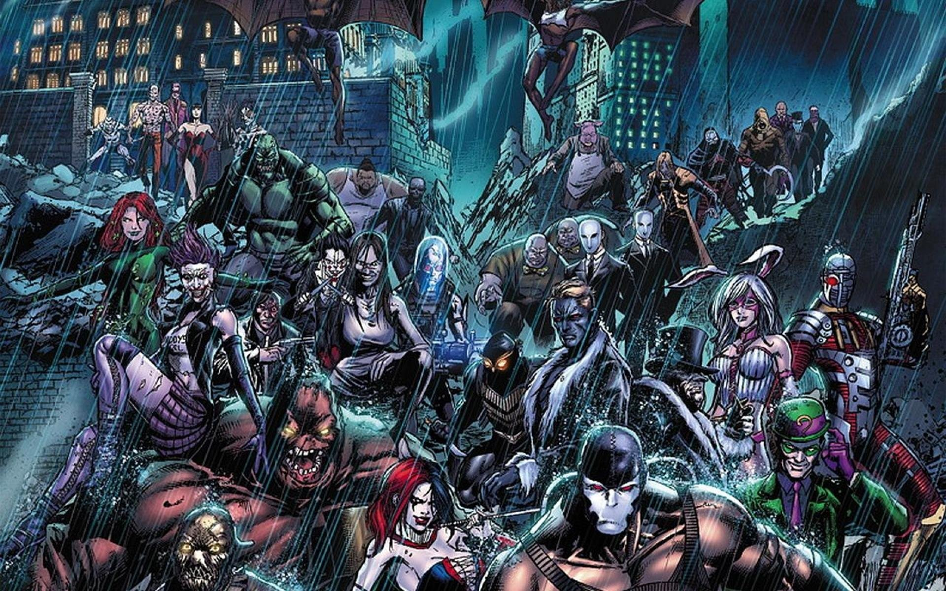 Dc Comics Wallpapers (63+ background pictures)
