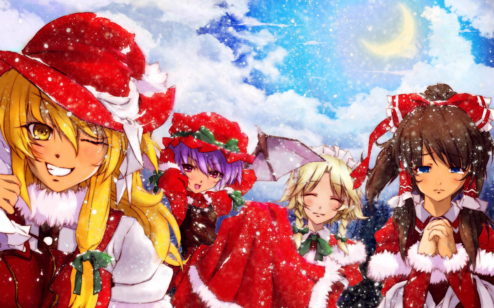 1920x1080 get the latest new year christmas anime news pictures and videos and learn all about new year christmas anime from wallpapers4uorg