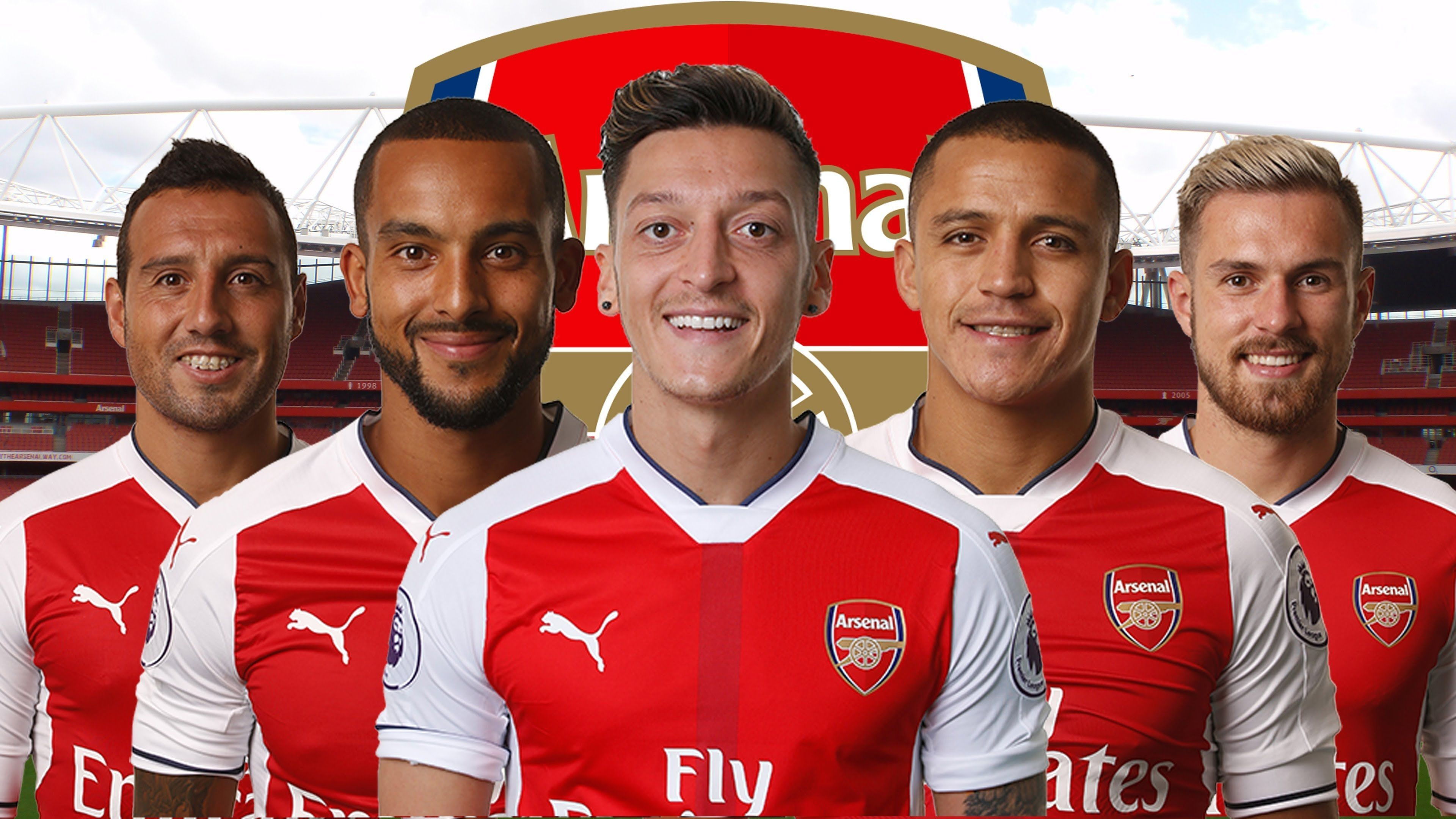 Arsenal Fc Wallpapers 2018 (86+ Background Pictures