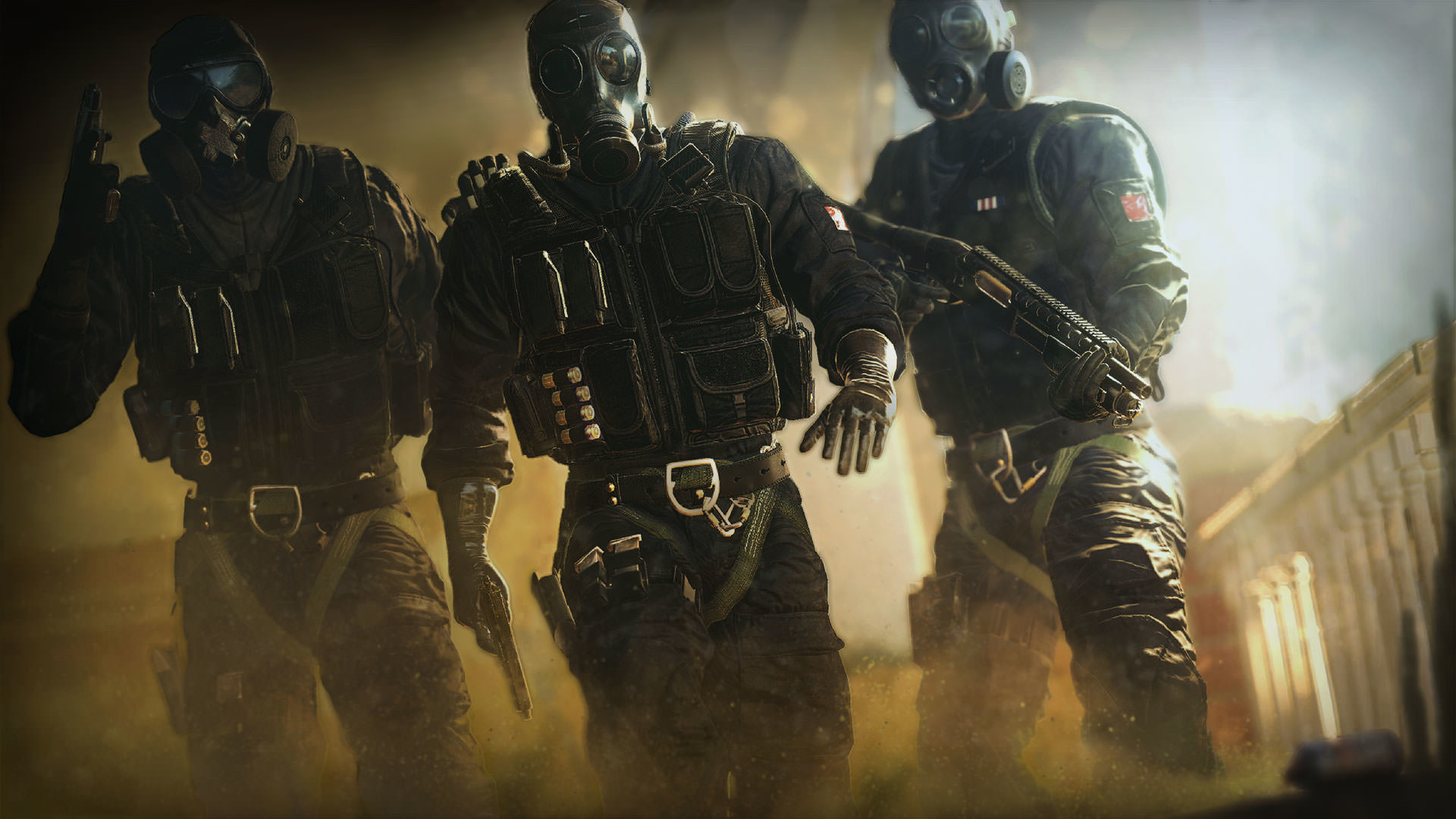 Rainbow Six Siege Wallpapers 76 Background Pictures