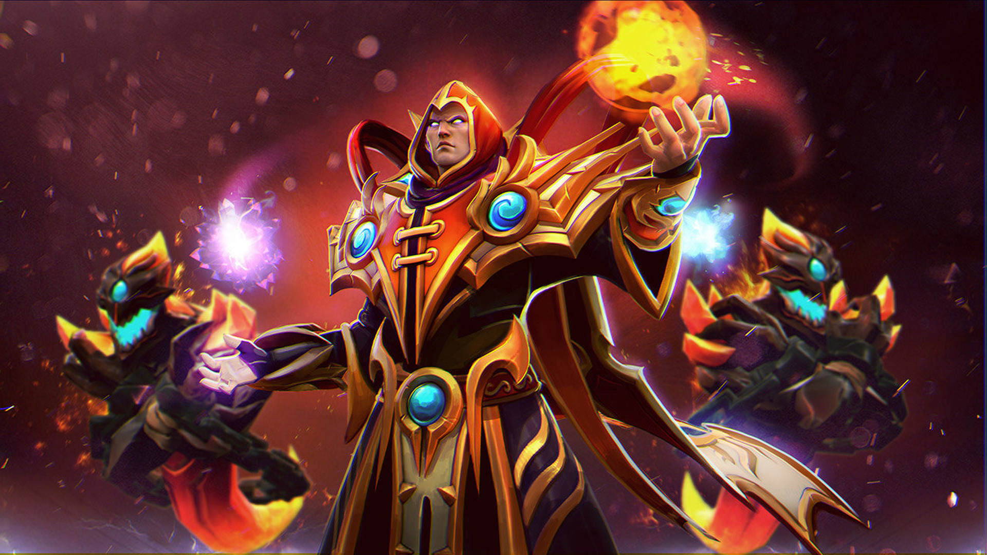 invoker wallpapers (83+ background pictures)