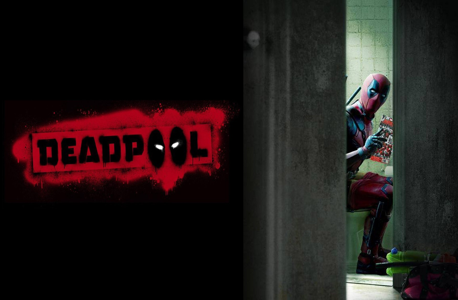 1920x1080 Deadpool Wallpaper HD