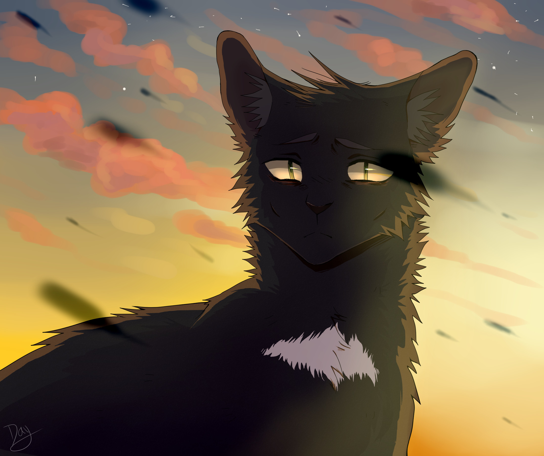 warrior cats wallpapers scourge (67+ background pictures)