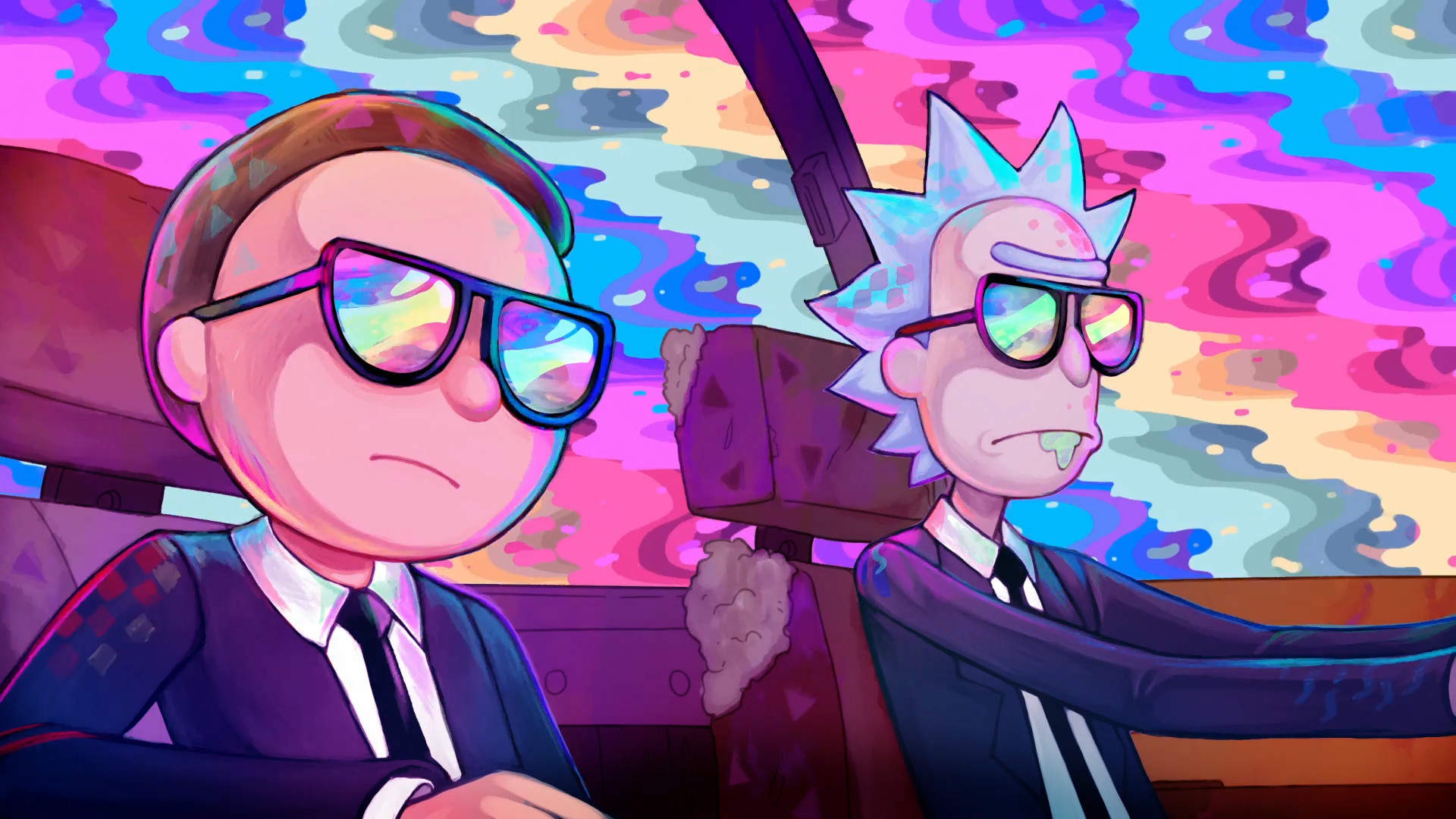 Rick and Morty Wallpapers 1920X1080 (81+ background pictures)