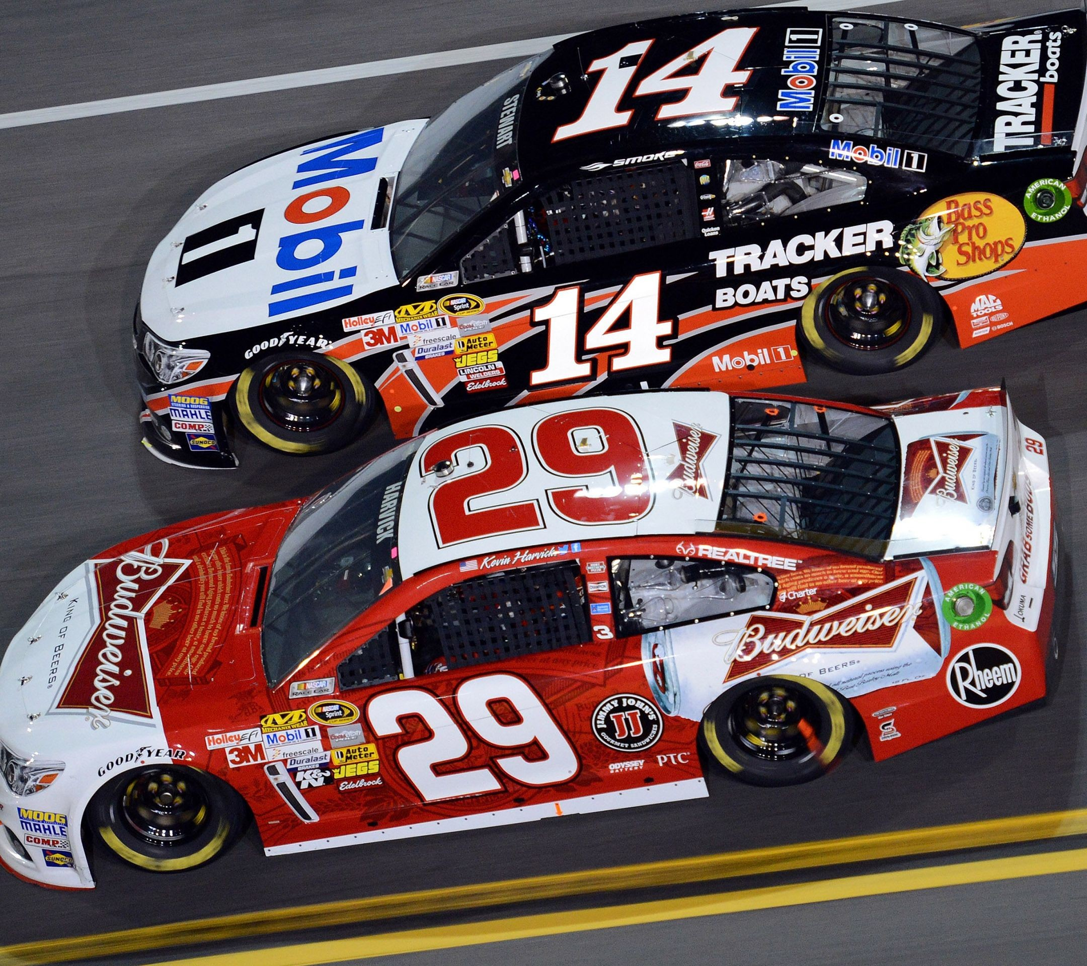 Kevin Harvick Wallpapers (77+ Background Pictures