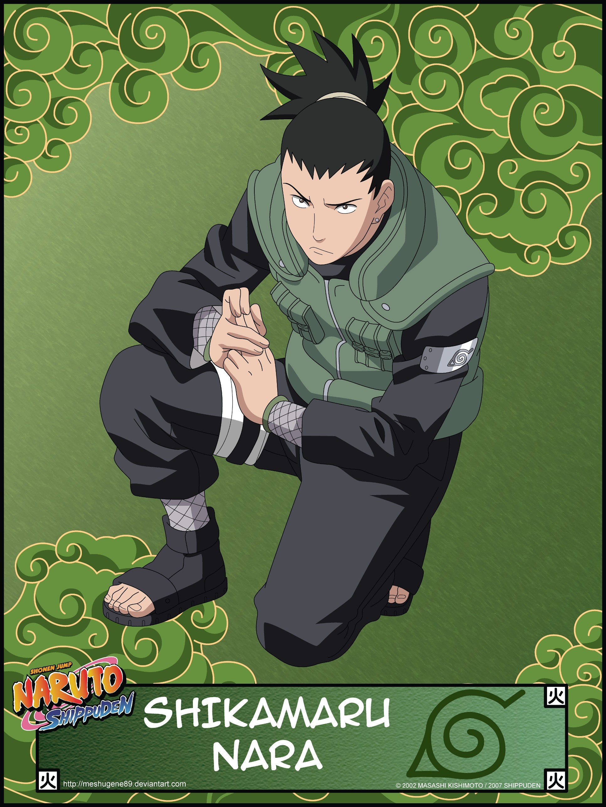 Shikamaru Shippuden Wallpapers 59 Background Pictures