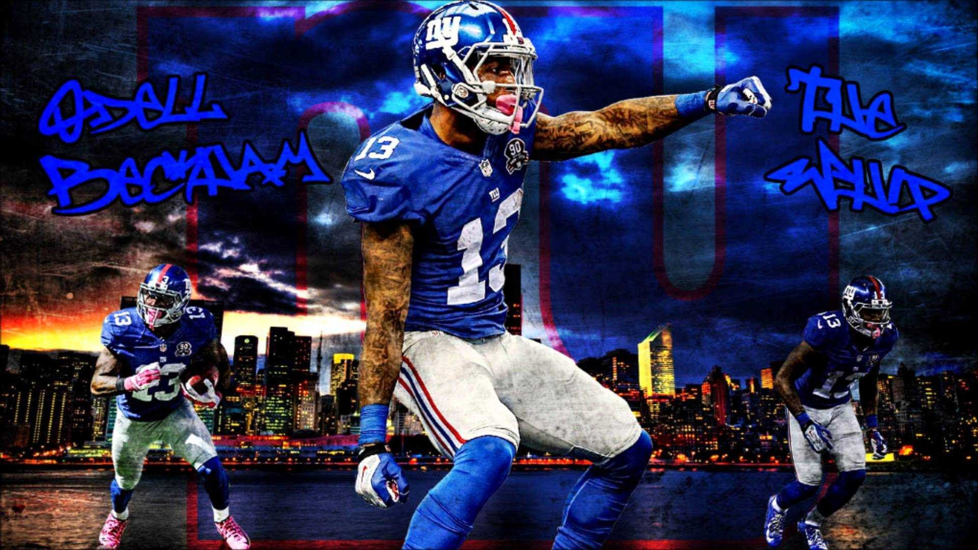 Odell Beckham Wallpapers (68+ background pictures)