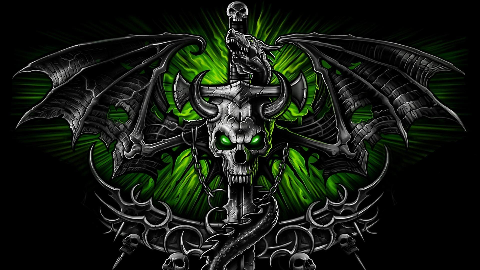 Skull Wallpapers 3d 61 Background Pictures
