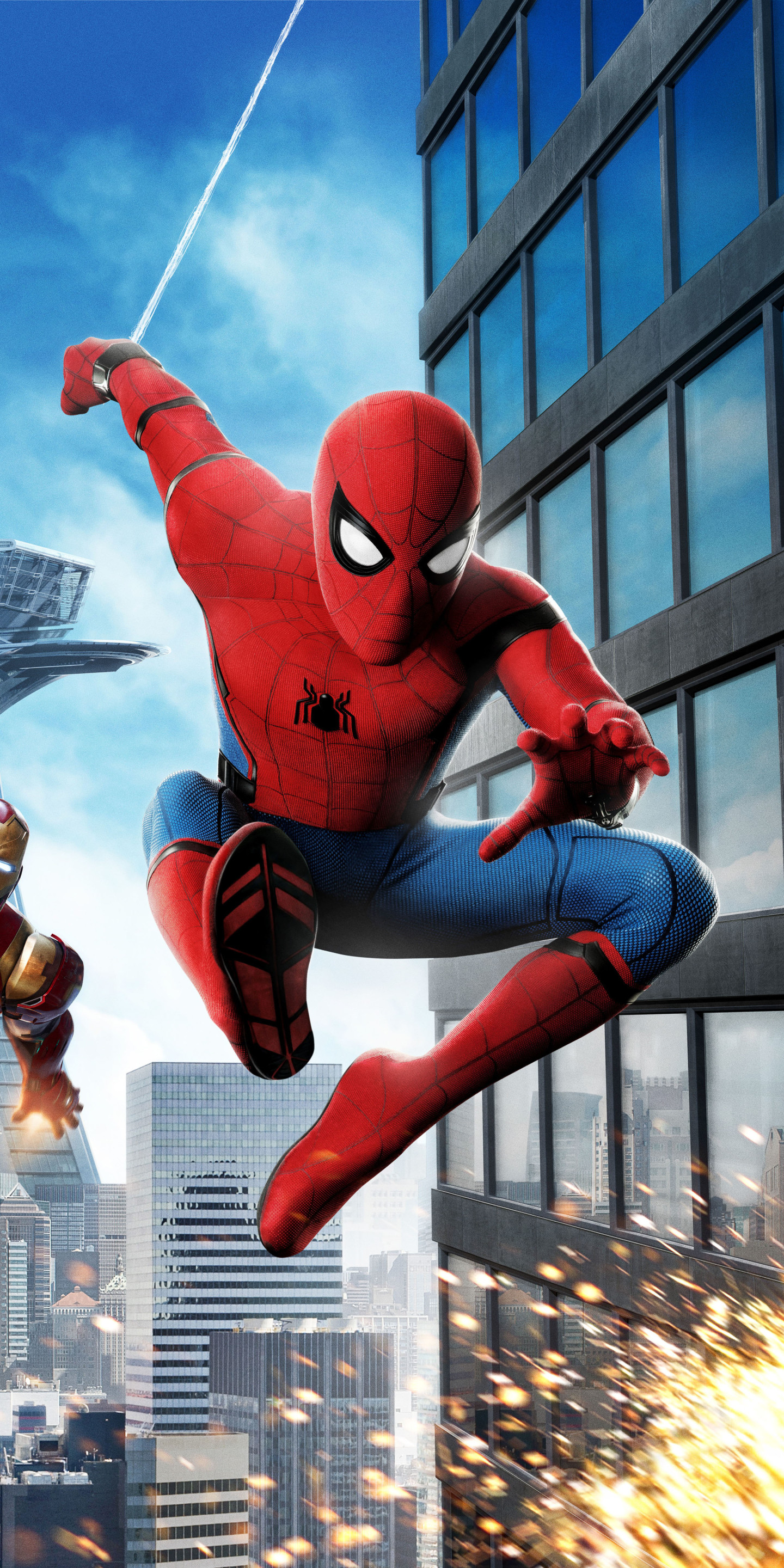 Spider Man Homecoming Wallpapers (64+ background pictures)