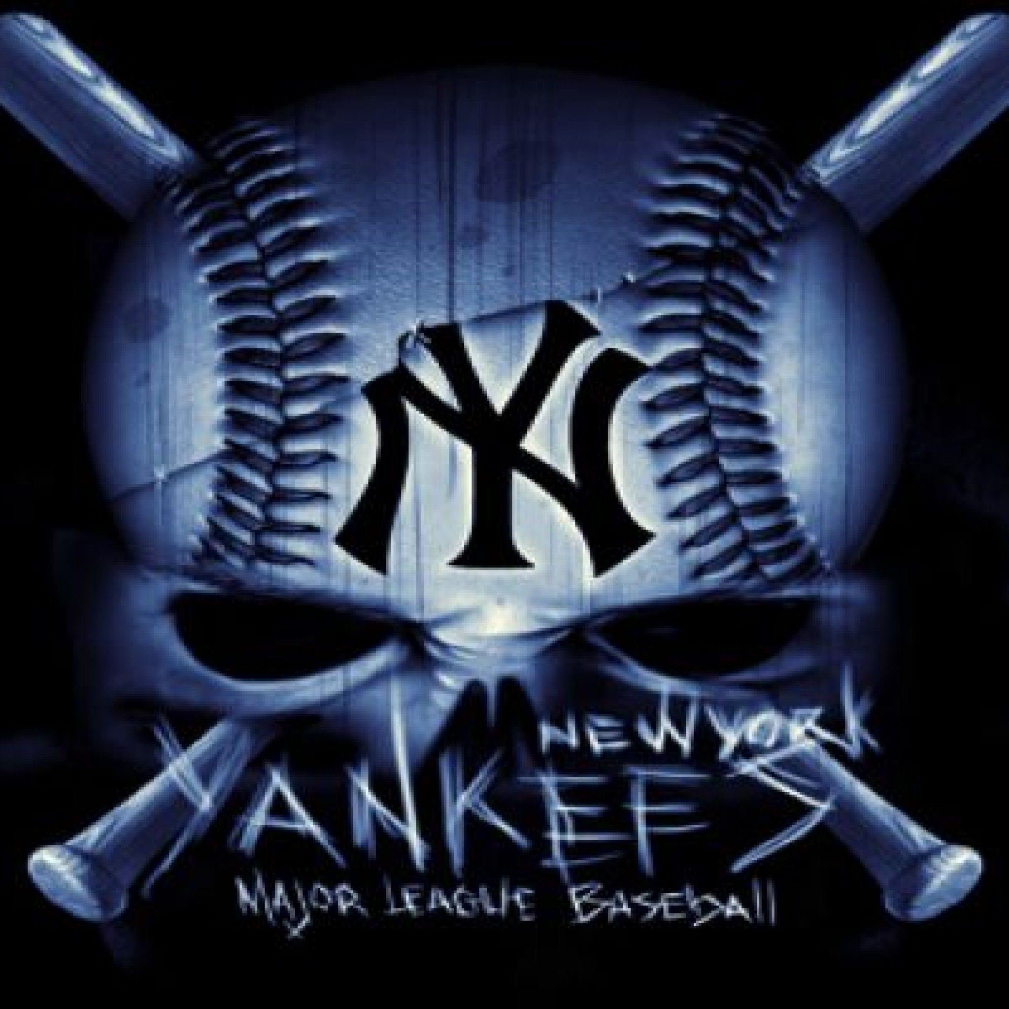 New York Yankees Logo Wallpapers (67+ Background Pictures