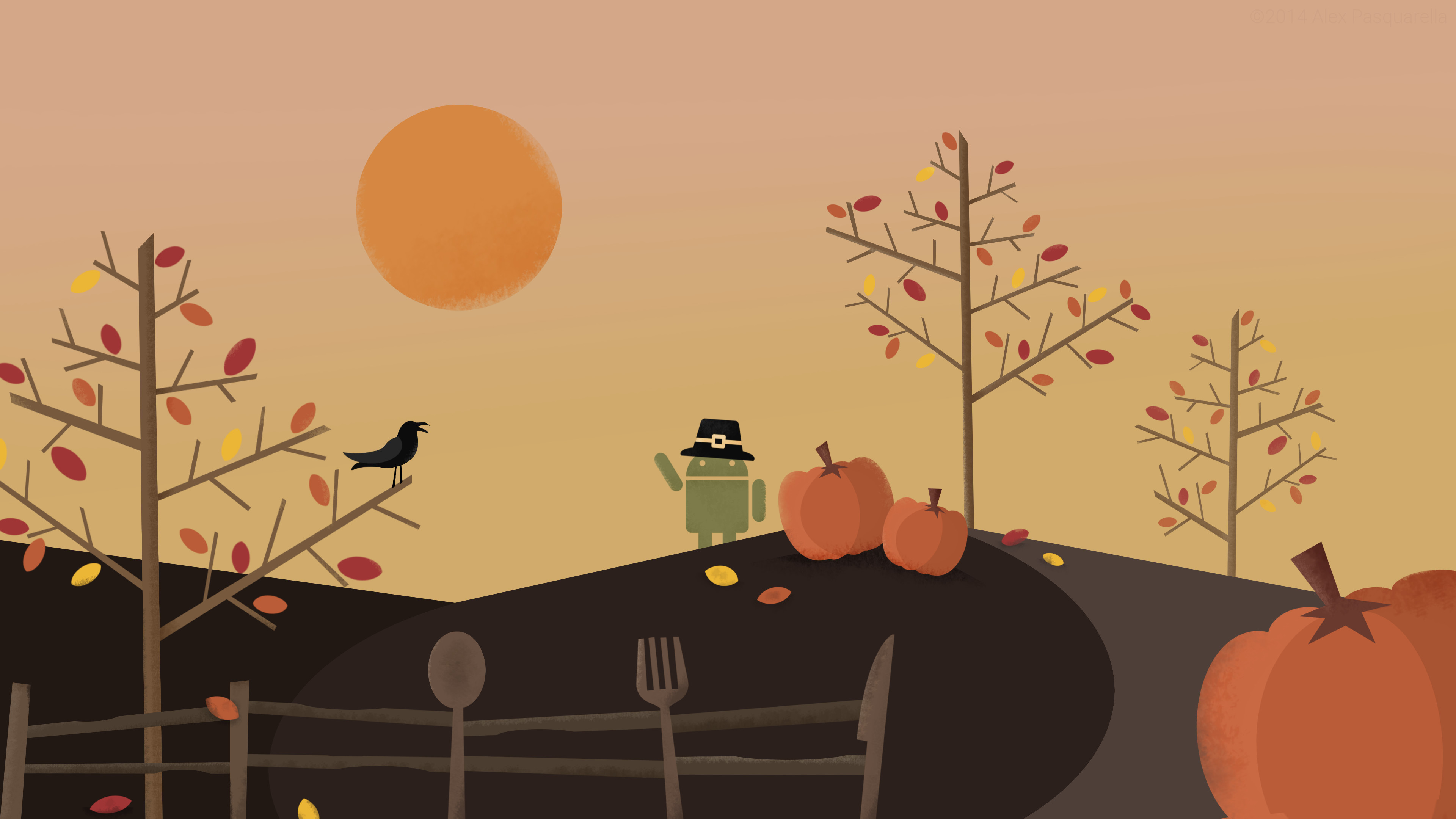 Cute Thanksgiving Wallpapers 69 Background Pictures