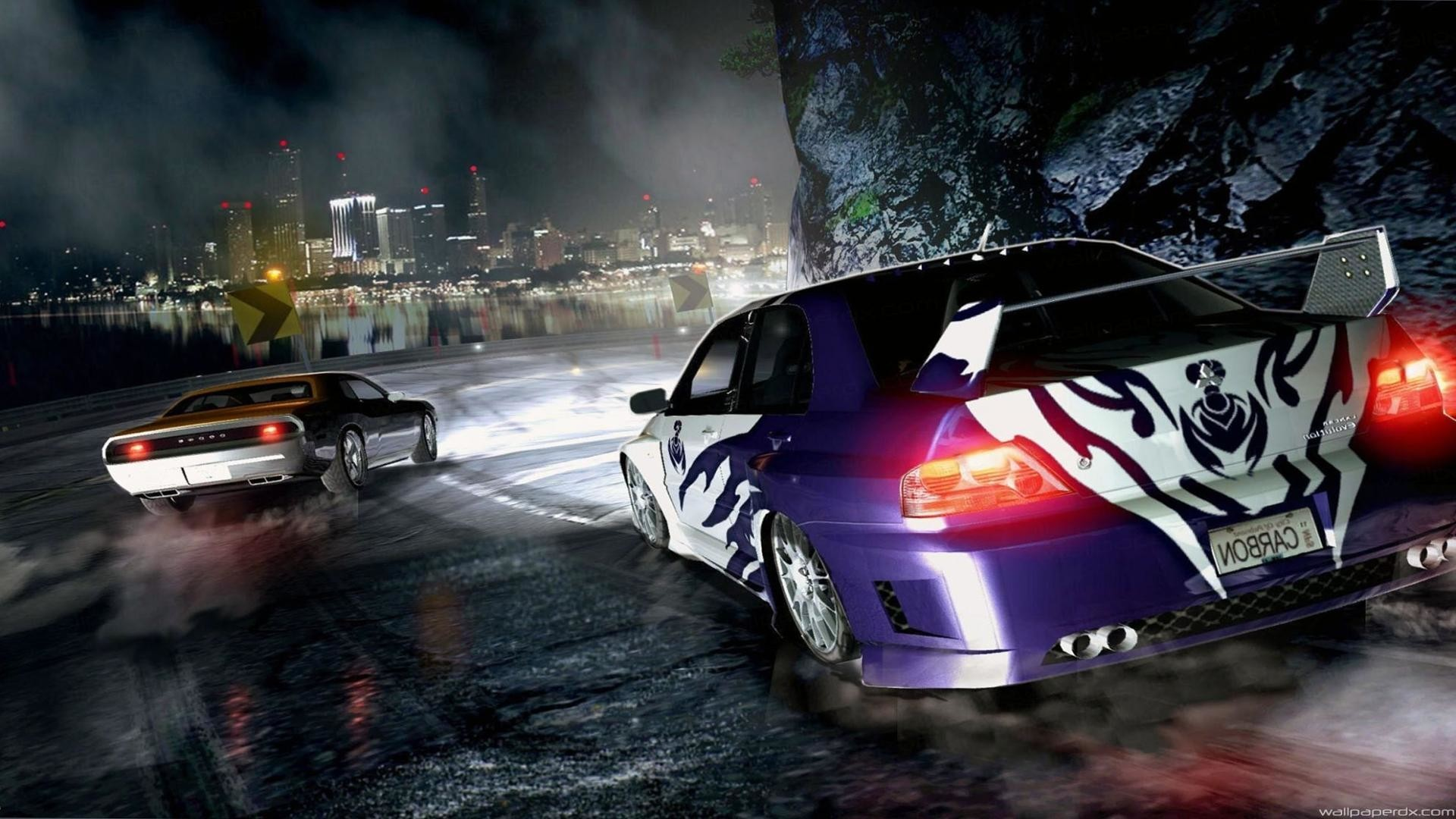 Nfs Carbon Wallpapers (63+ background pictures)