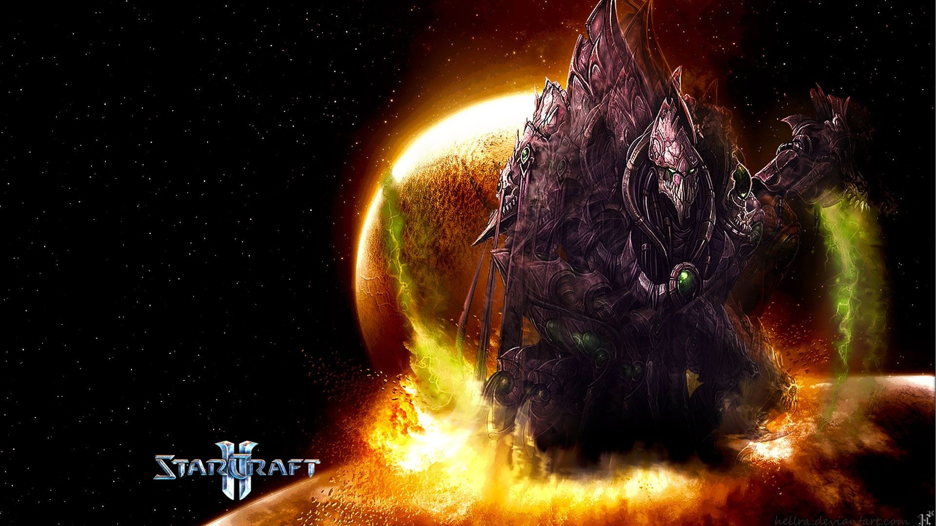 Starcraft 2 Zerg Wallpapers (75+ background pictures)