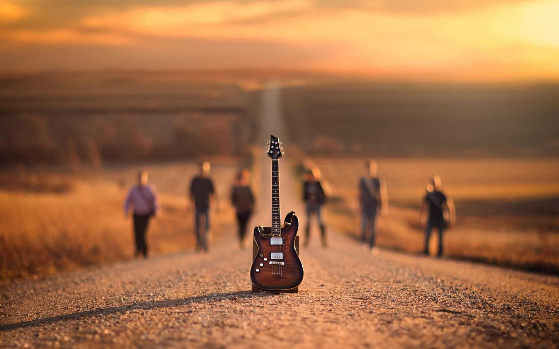 Guitar Wallpapers Hd 77 Background Pictures