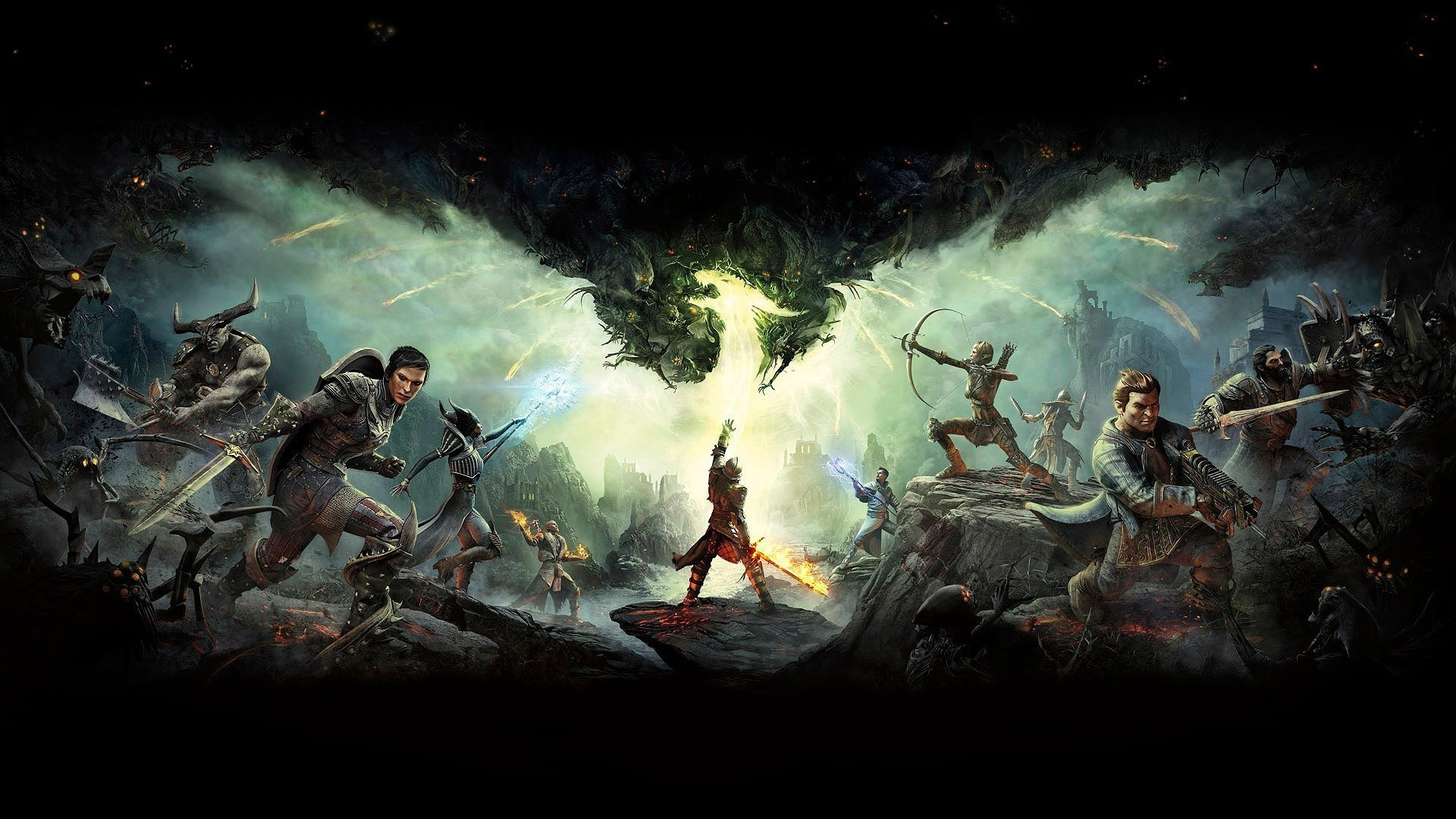 Dragon Age 2 Wallpapers HD (77+ background pictures)