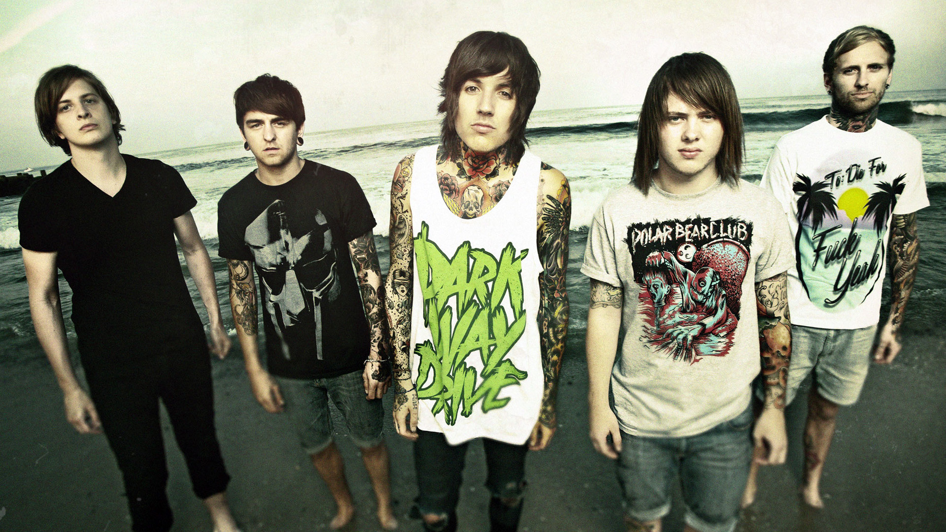 1920x1080 1920x1080 Bring me the Horizon Desktop Wallpaper