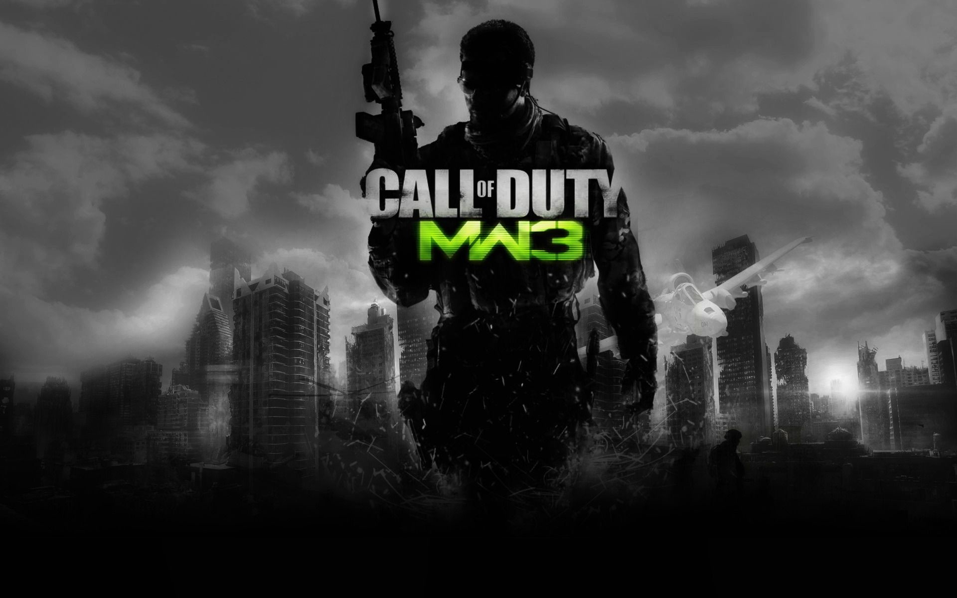 Call Of Duty Modern Warfare 3 Wallpapers 83 Background Pictures