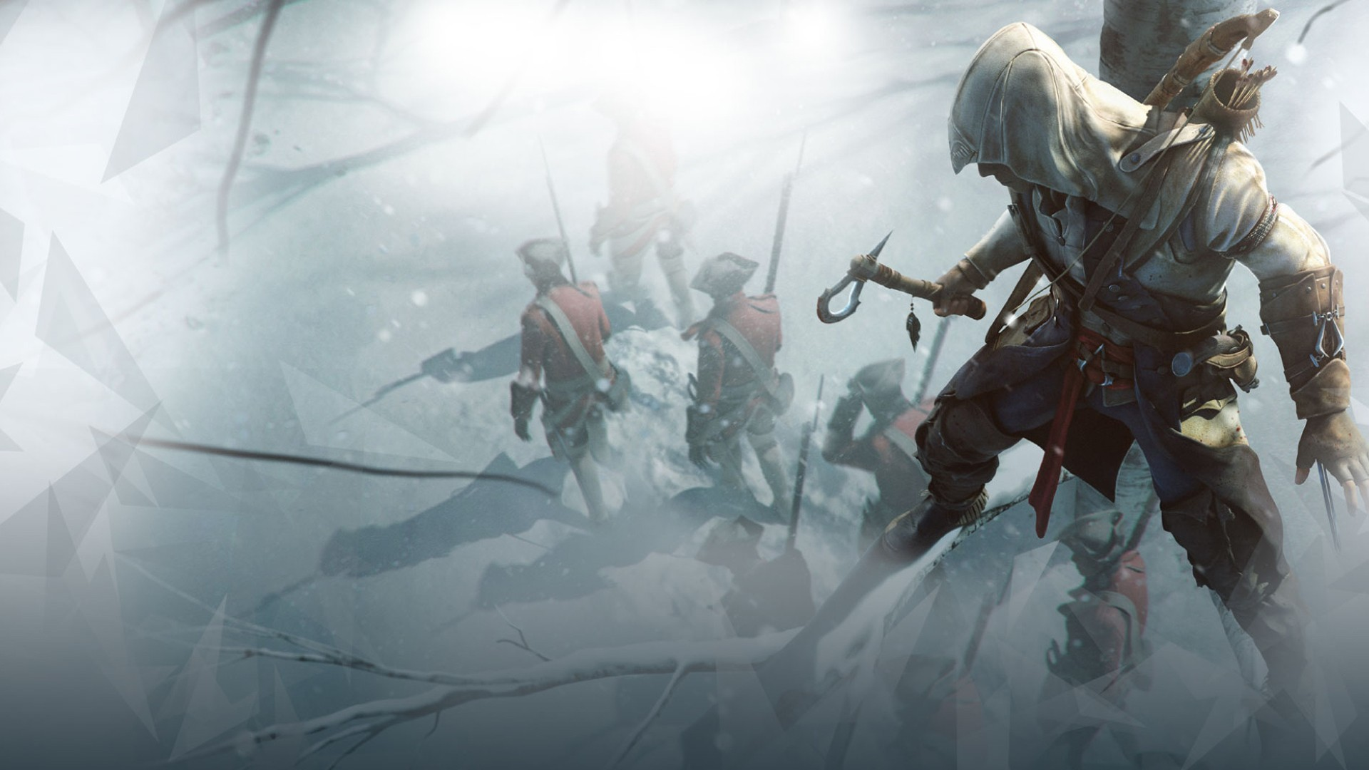 1920x1200 Connor In Assassins Creed 3