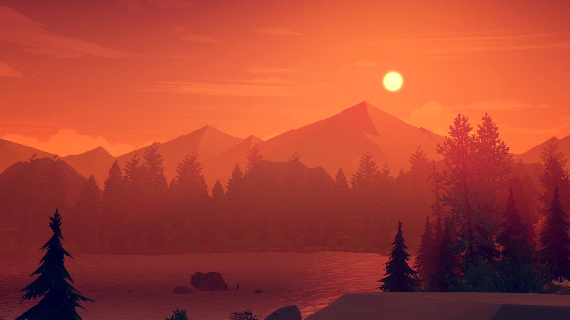 Firewatch Wallpapers (83+ background pictures)