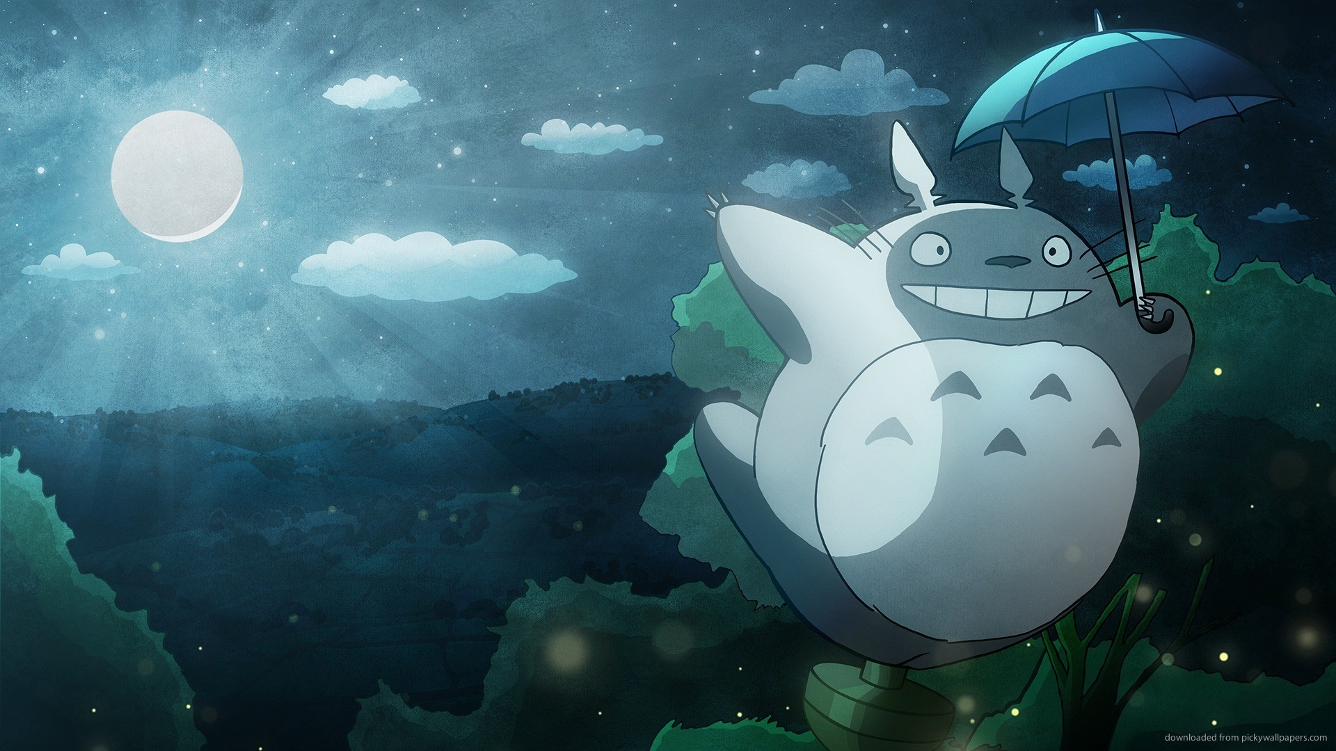 Totoro Wallpapers 70 Background Pictures