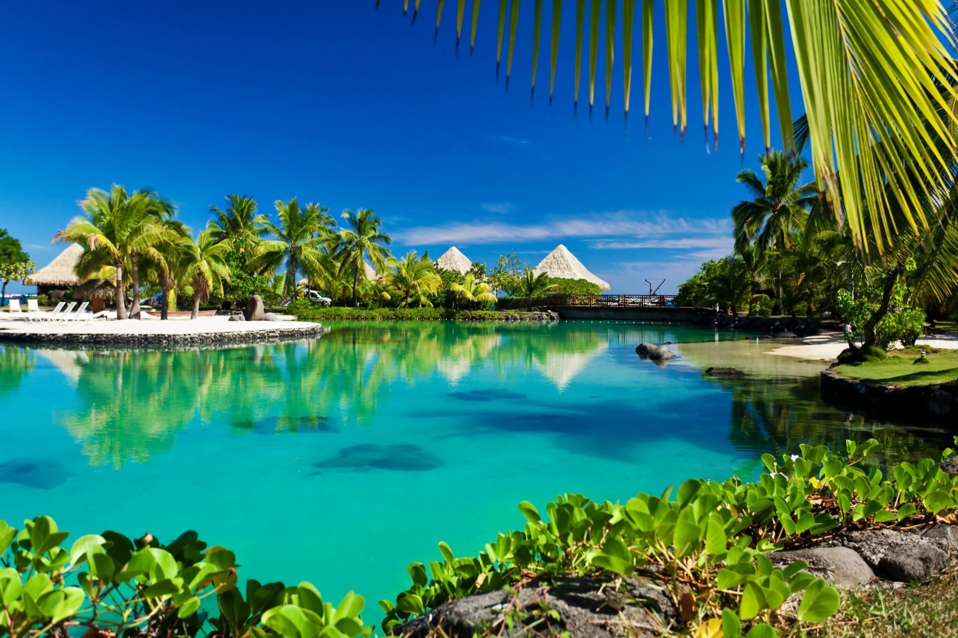 Paradise Beach Wallpapers 67 Background Pictures