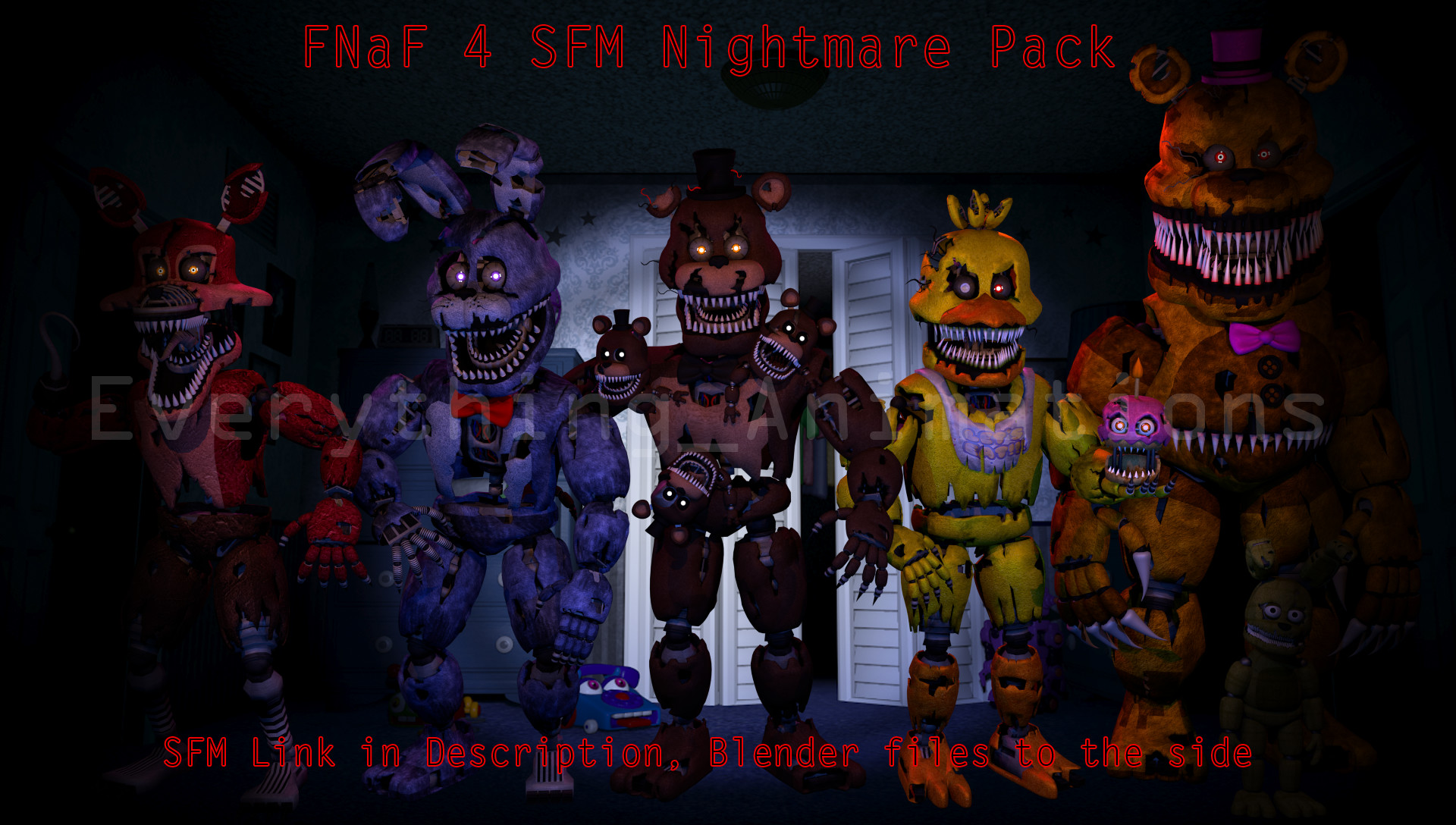 Fnaf Wallpapers (84+ background pictures)