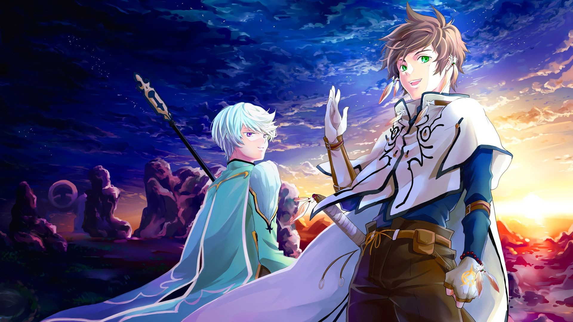 Tales Of Zestiria Wallpapers 79 Background Pictures
