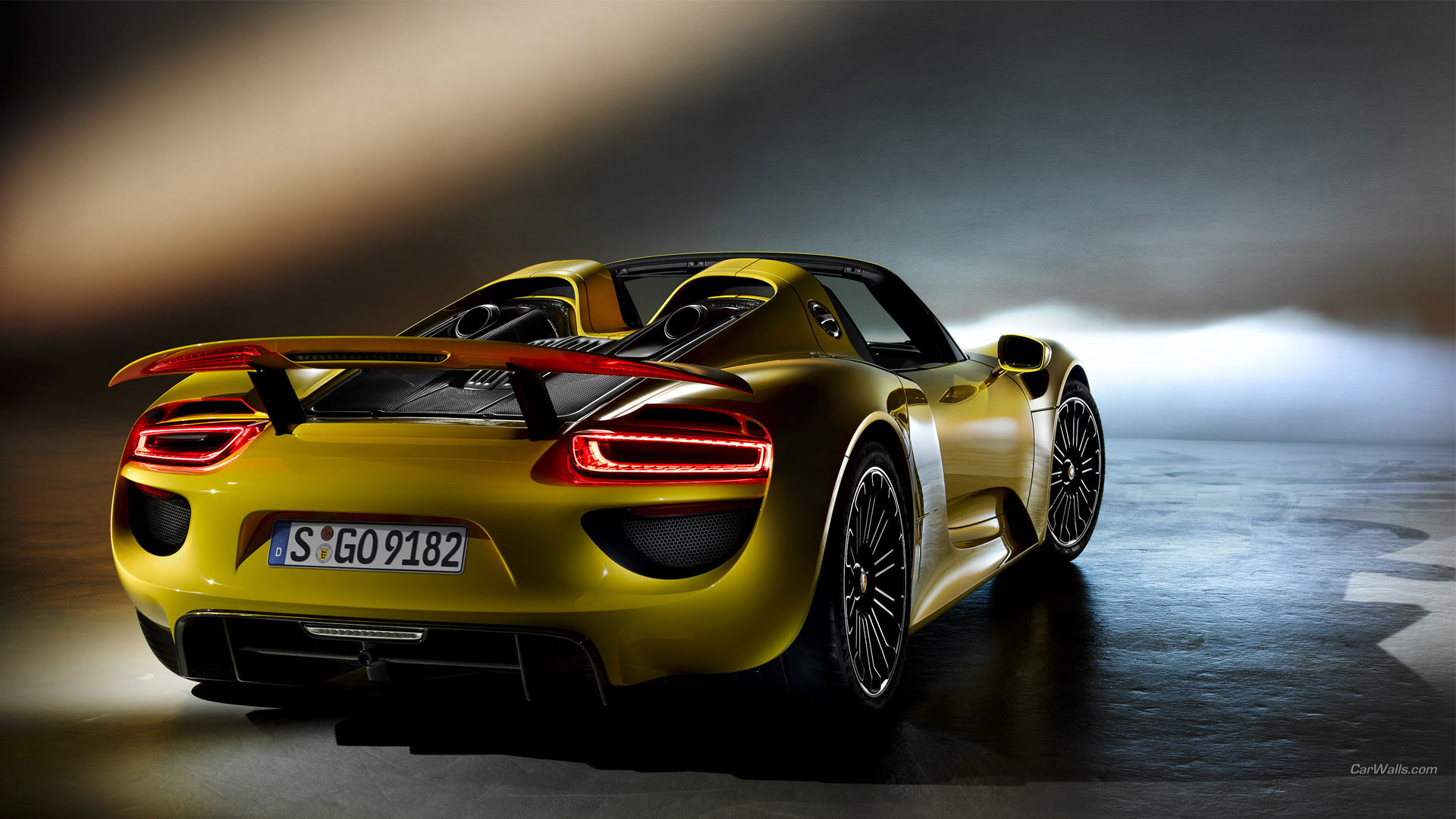 Porsche 918 Wallpapers 79 Background Pictures