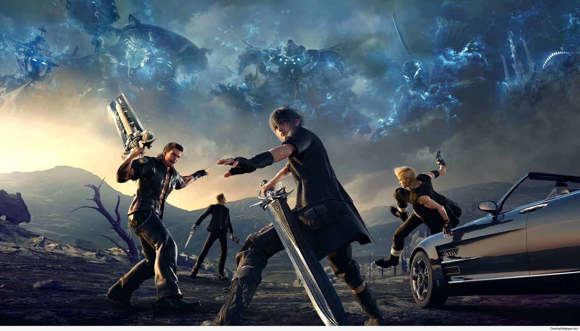 1920x1080 Final Fantasy 7 Wallpaper Awesome Final Fantasy Wallpaper for android Impremedia