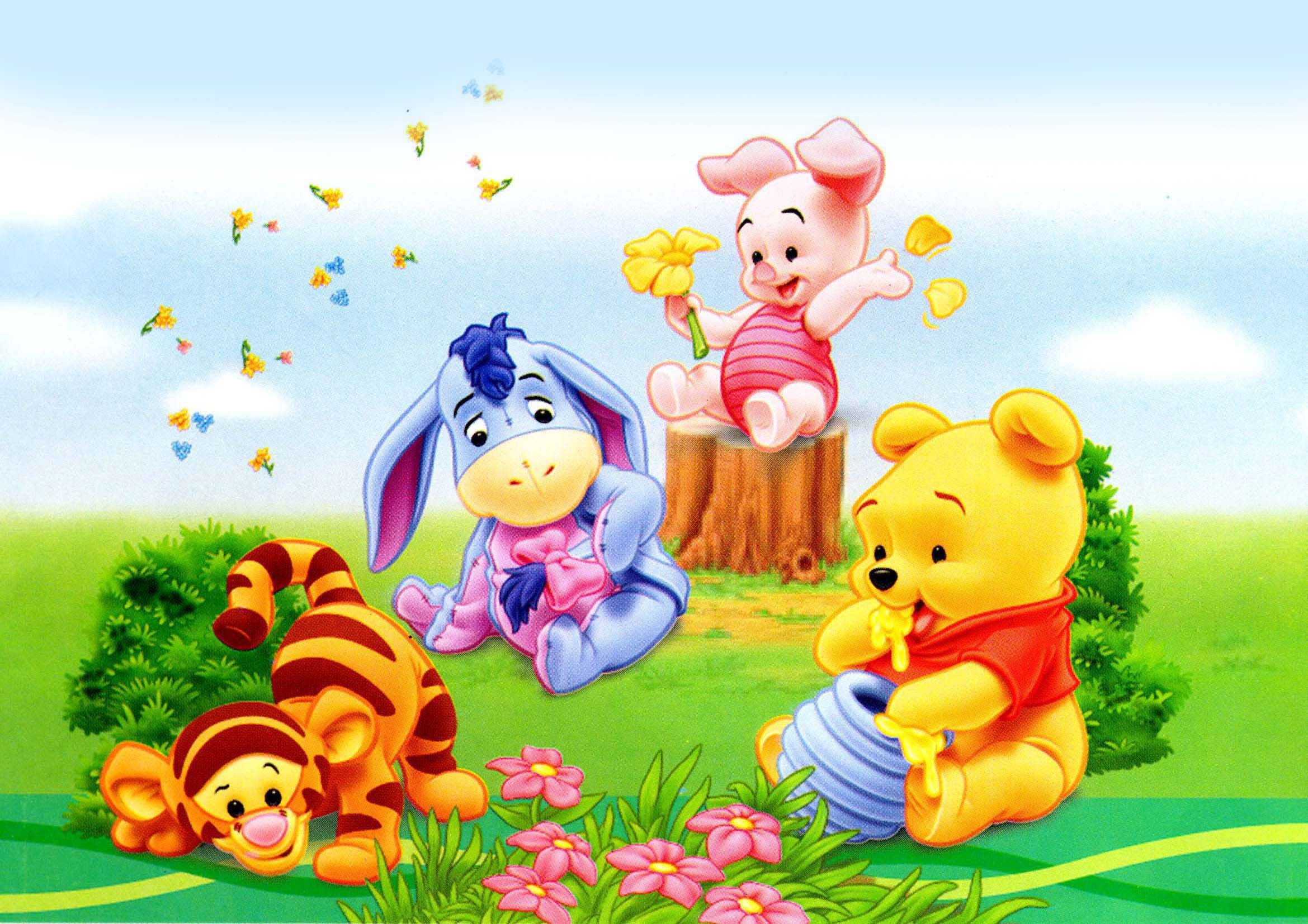 My friends tigger pooh wallpapers 65 background pictures 2339x1654 baby pooh images baby pooh hintergrund hd wallpaper and background photos altavistaventures Images
