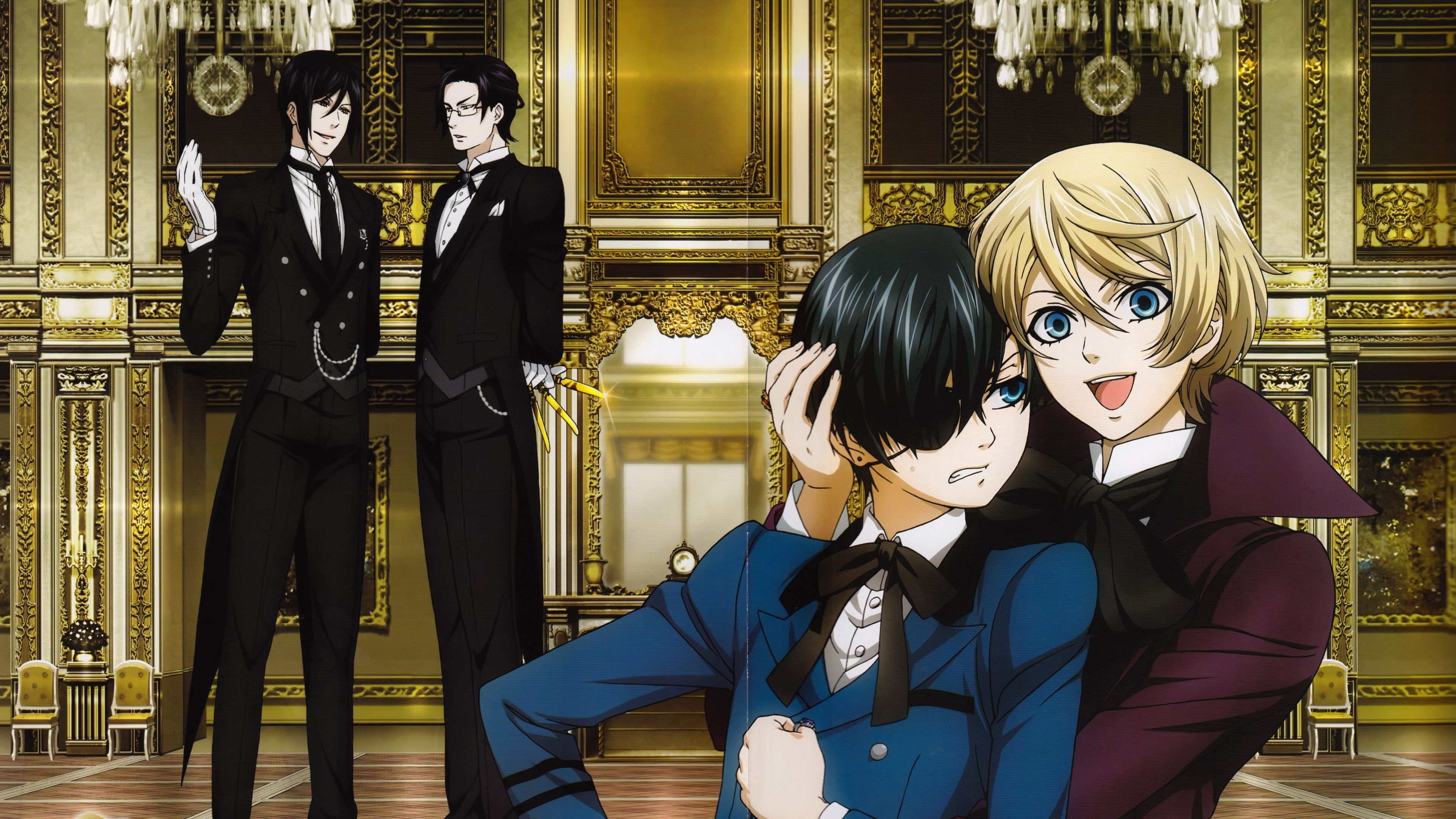 2767x1960 New Black Butler Undertaker Images View 234832290 Wallpapers