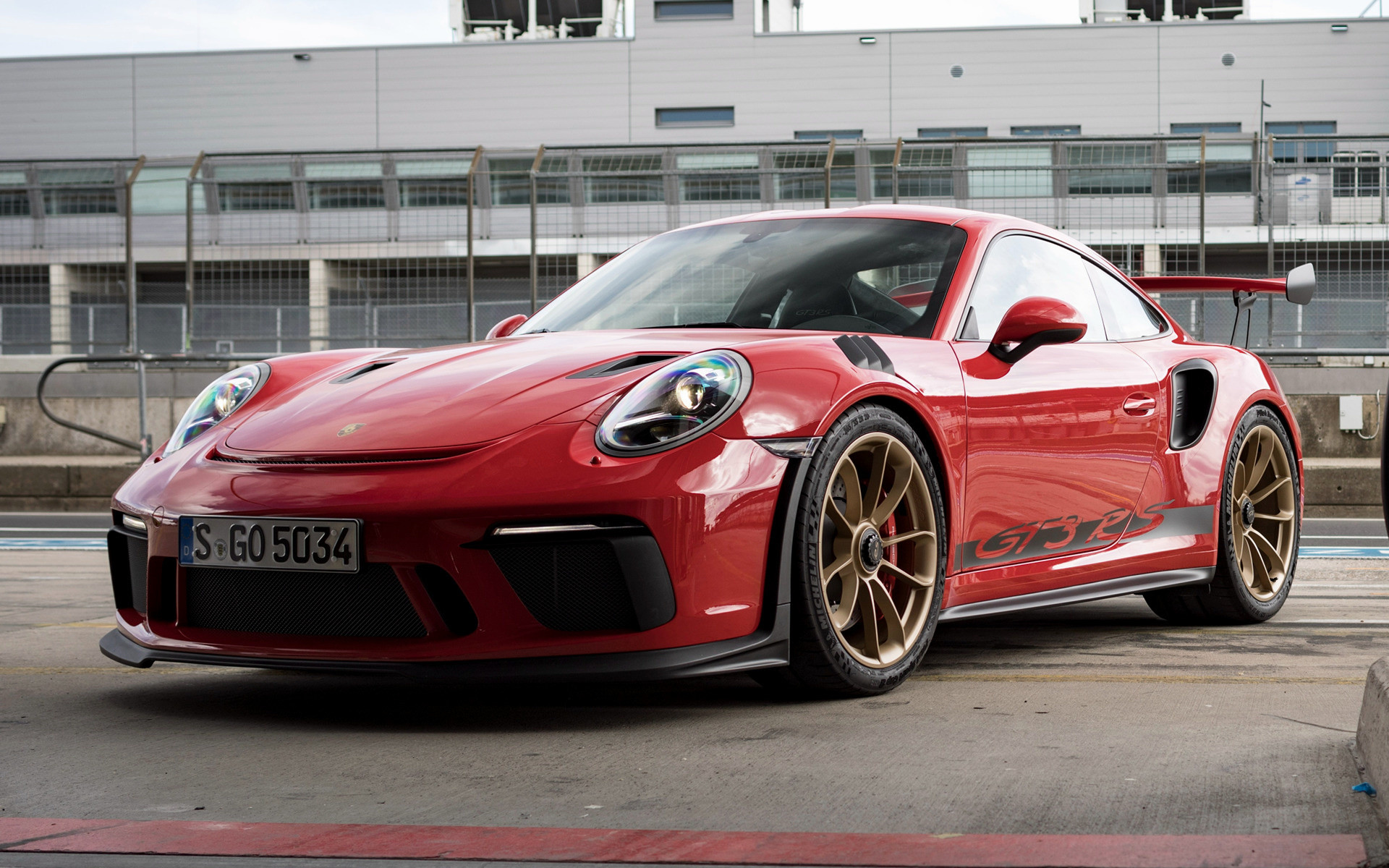 Porsche 911 Gt3 Rs Wallpapers (76+ background pictures)