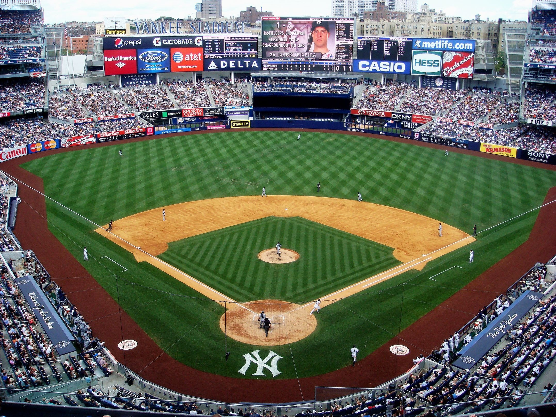 Yankee stadium wallpapers 2018 72 background pictures 2154x1616 citi field wallpaper copy new york mets desktop wallpapers group 63 save the new york altavistaventures Image collections