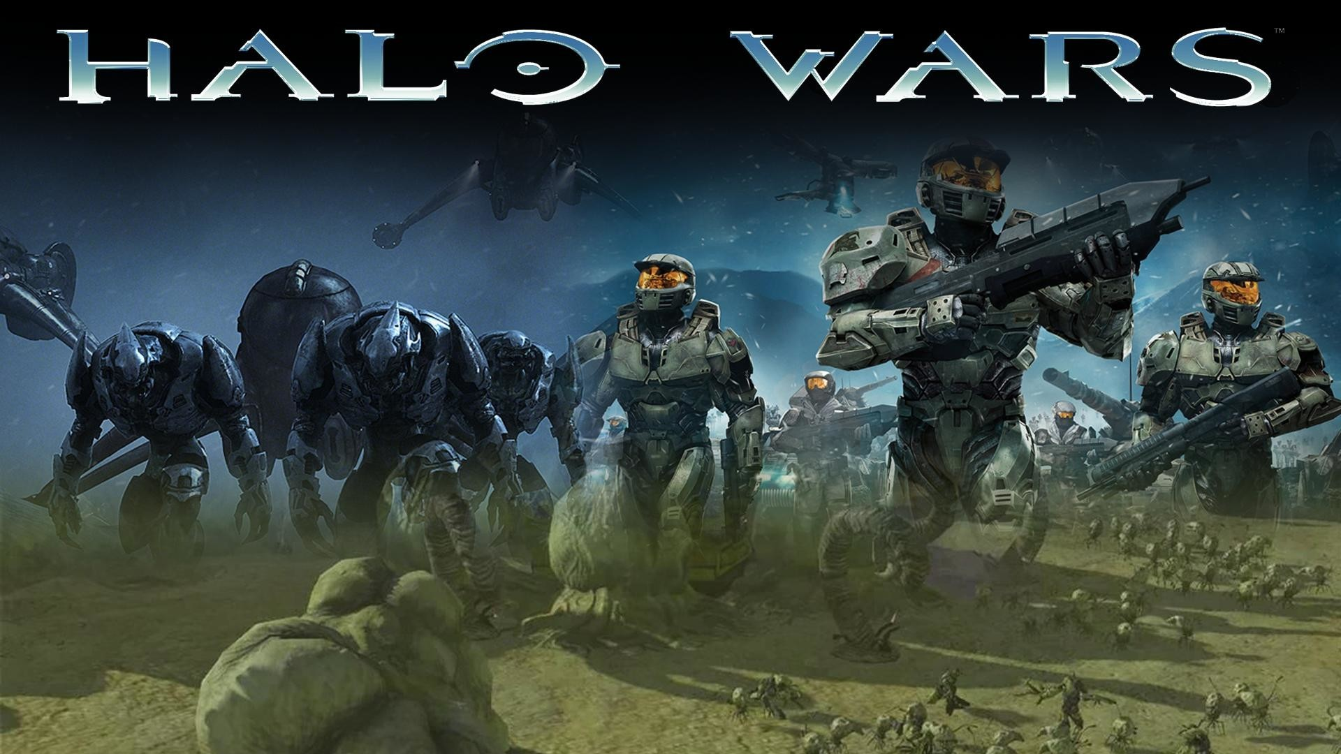 Halo 3 wallpapers hd 75 background pictures - Wallpaper halo wars ...