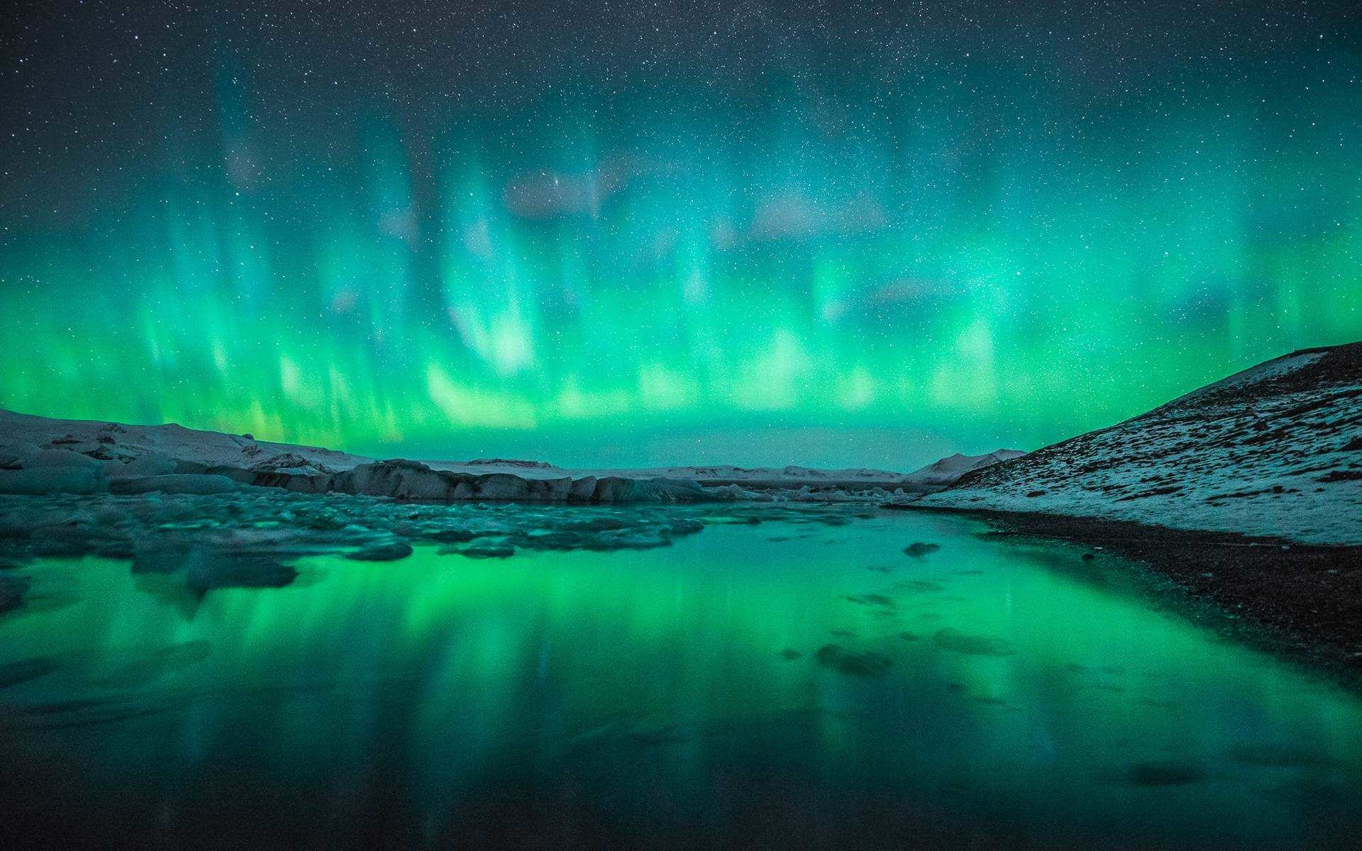 aurora borealis wallpapers 85 background pictures